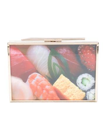Hello Tokyo Bento Box Clutch