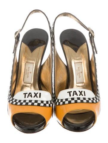 Le Taxi Slingback Pumps