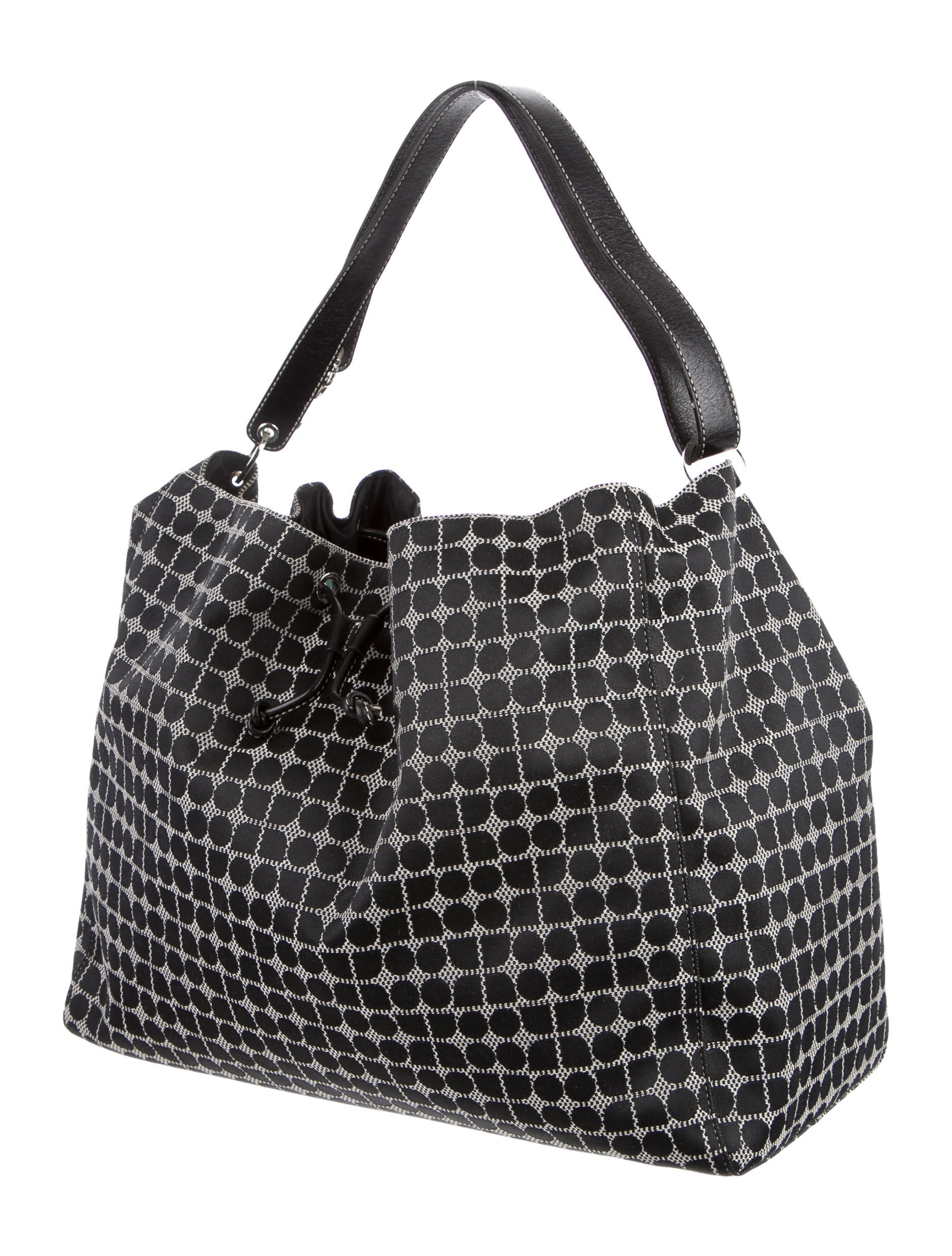 kate spade new york spade dot jacquard diaper bag. Black Bedroom Furniture Sets. Home Design Ideas