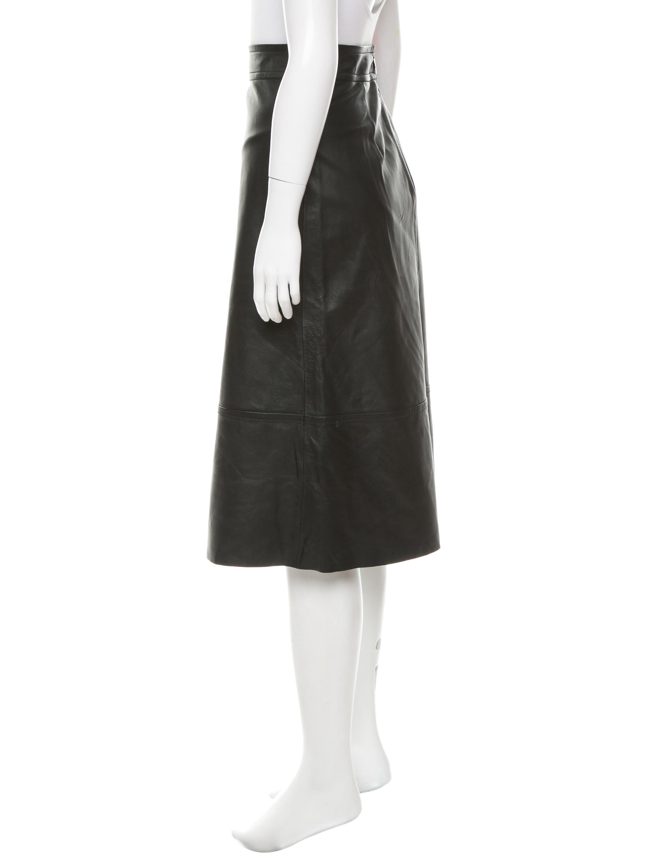 kate spade new york leather mini skirt w tags w tags