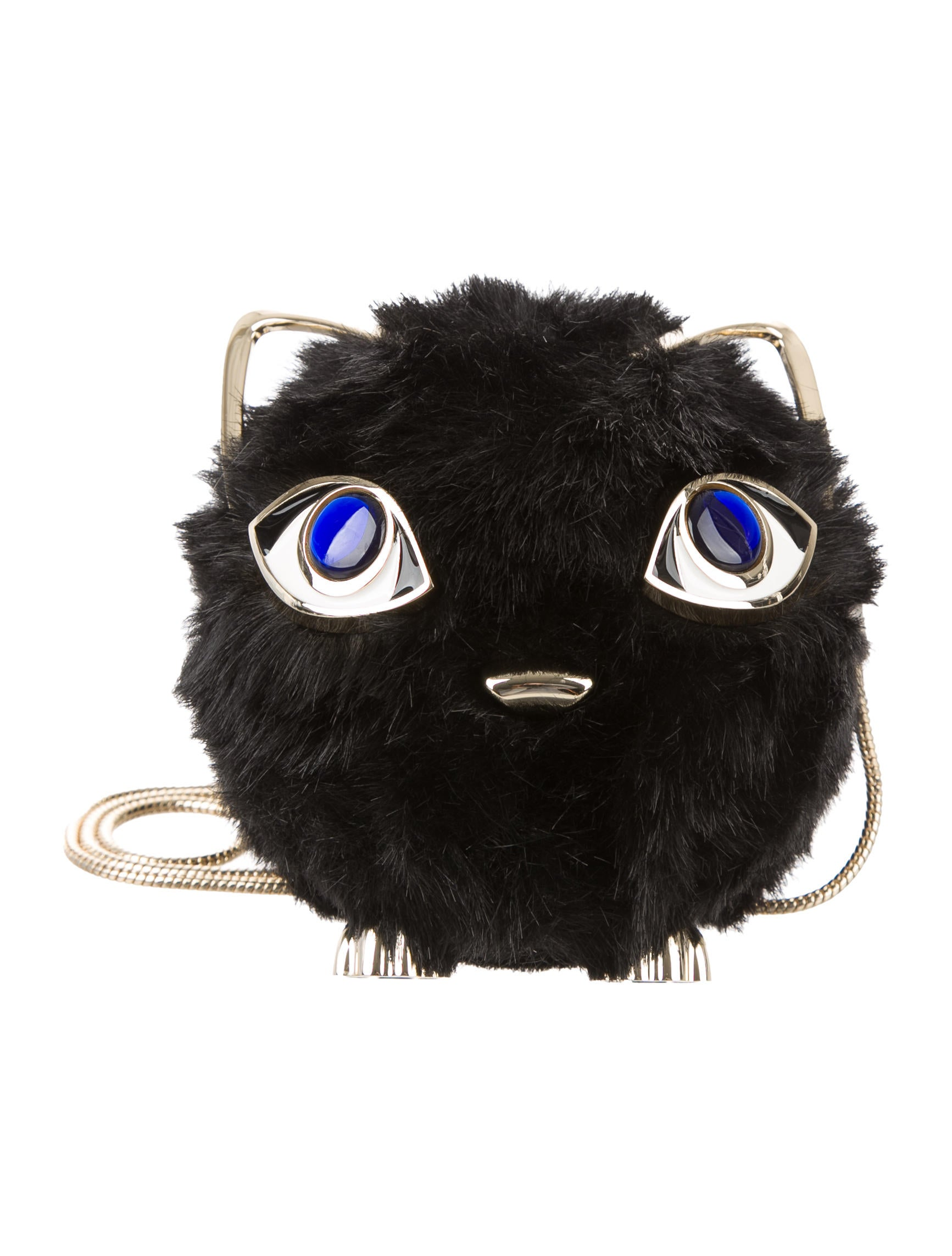 Kate Spade New York Jazz Things Up Fluffy Cat Bag  : WKA542501enlarged from www.therealreal.com size 1733 x 2286 jpeg 233kB