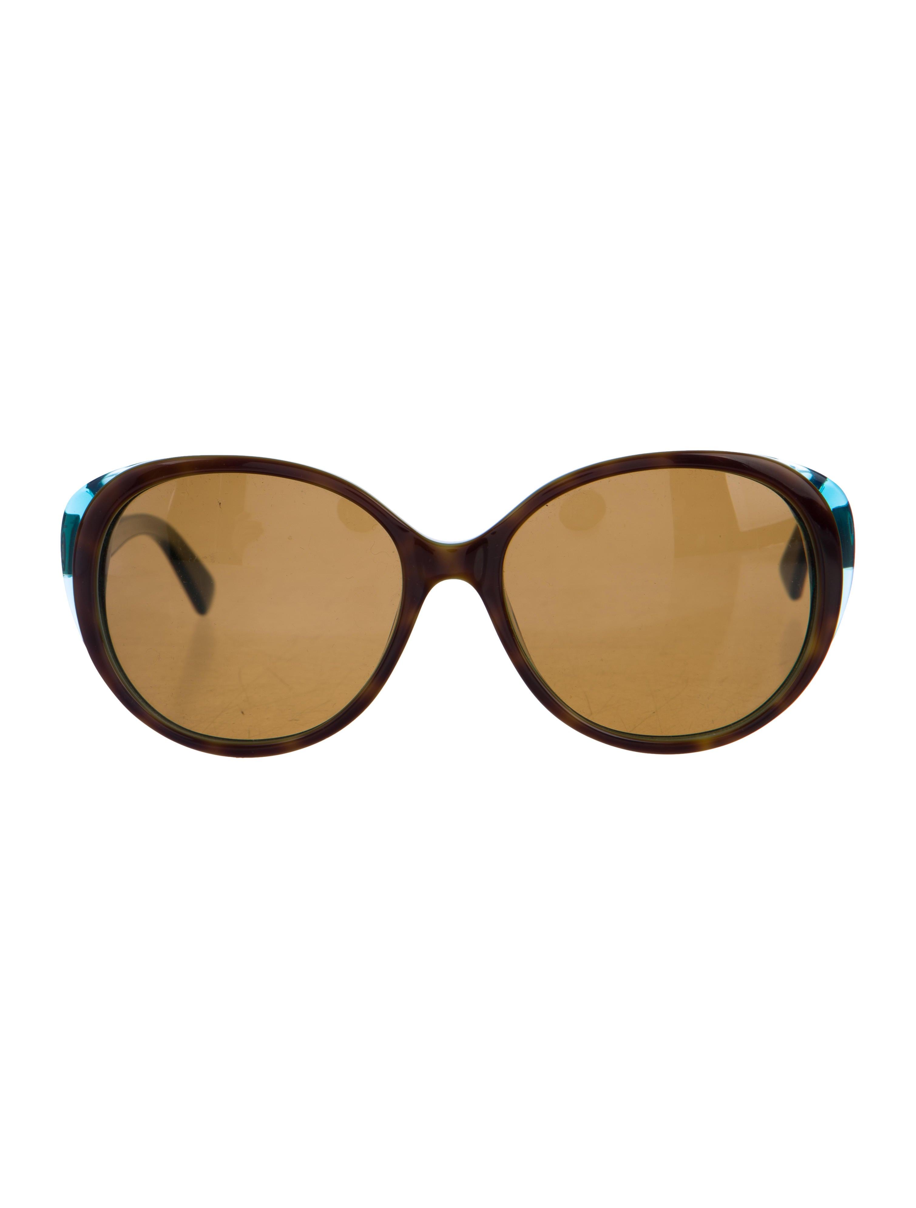 Kate Spade Tortoise Shell Glasses Frames : Kate Spade New York Tortoise Round Sunglasses ...