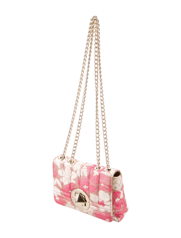 Kate Spade New York Floral Brocade Crossbody Bag - Handbags - WKA55780 | The RealReal