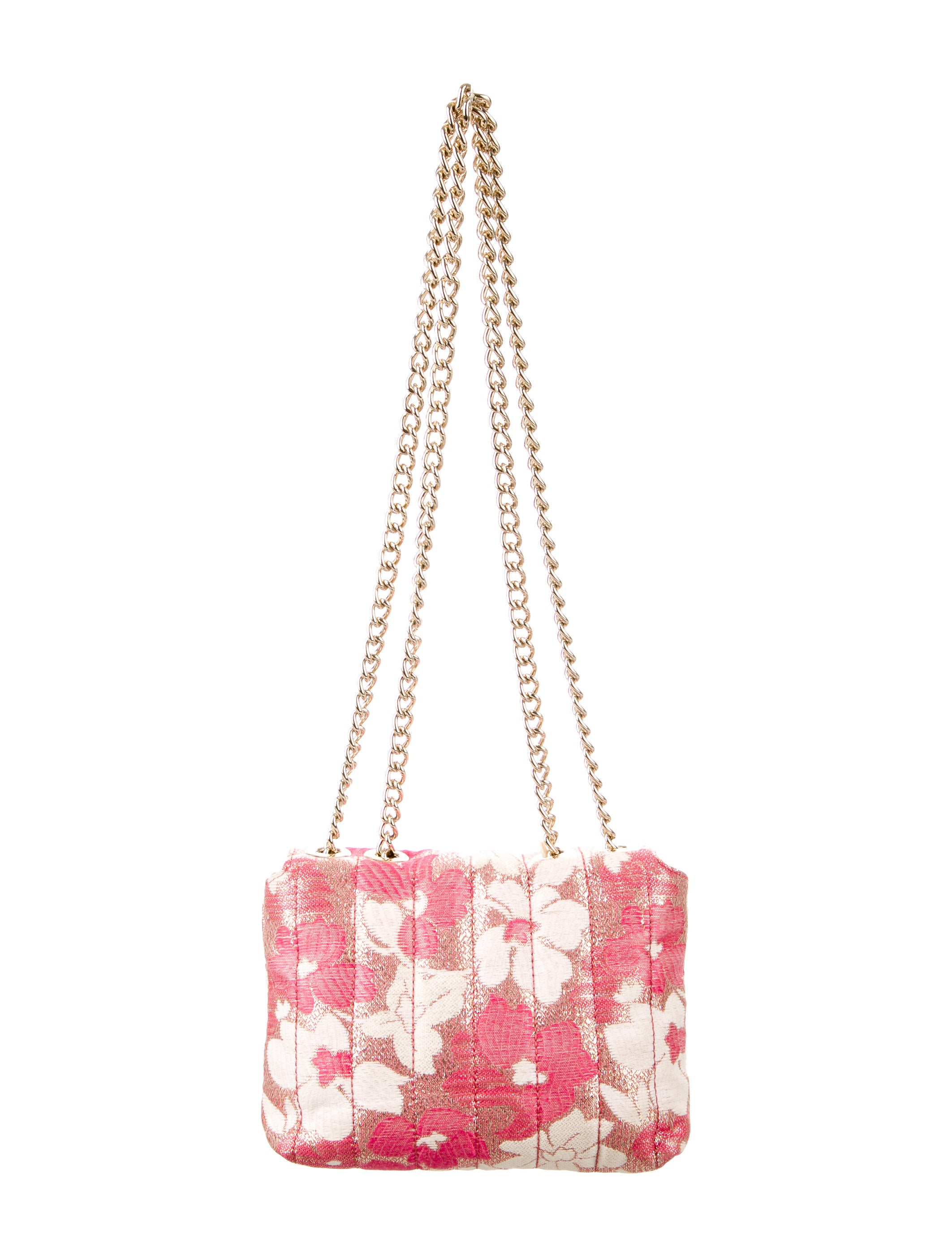 Kate Spade New York Floral Brocade Crossbody Bag - Handbags - WKA55780 | The RealReal