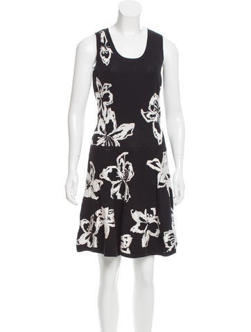 Kate Spade New York Embellished A-Line Dress None