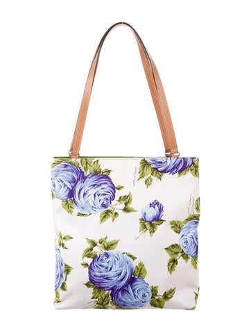 Kate Spade New York Floral Print Shoulder Bag - Handbags - WKA57245 | The RealReal
