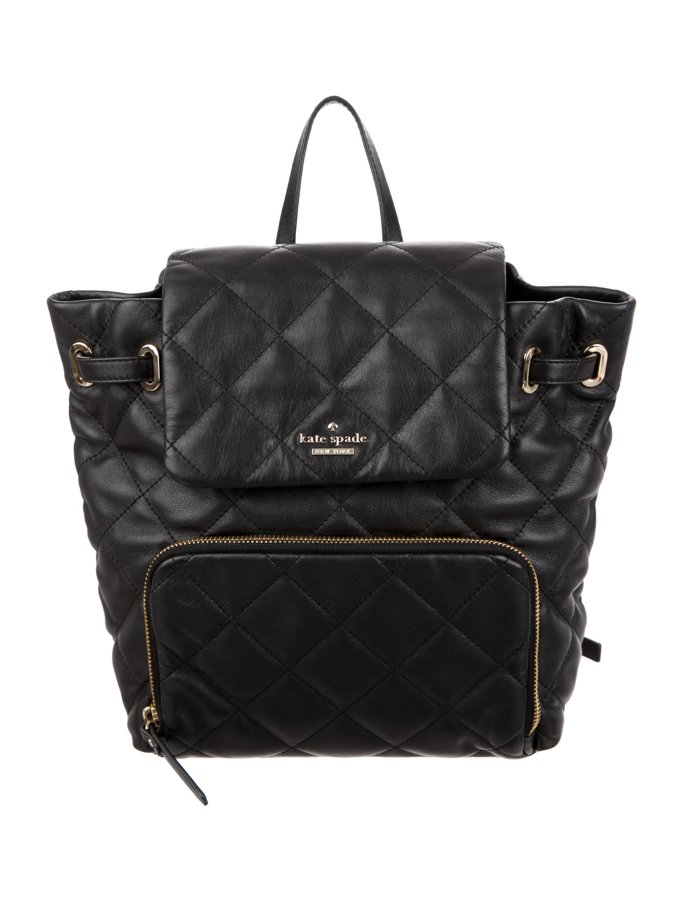 a4a54d984b6 Kate Spade Quilted Backpack Purse- Fenix Toulouse Handball