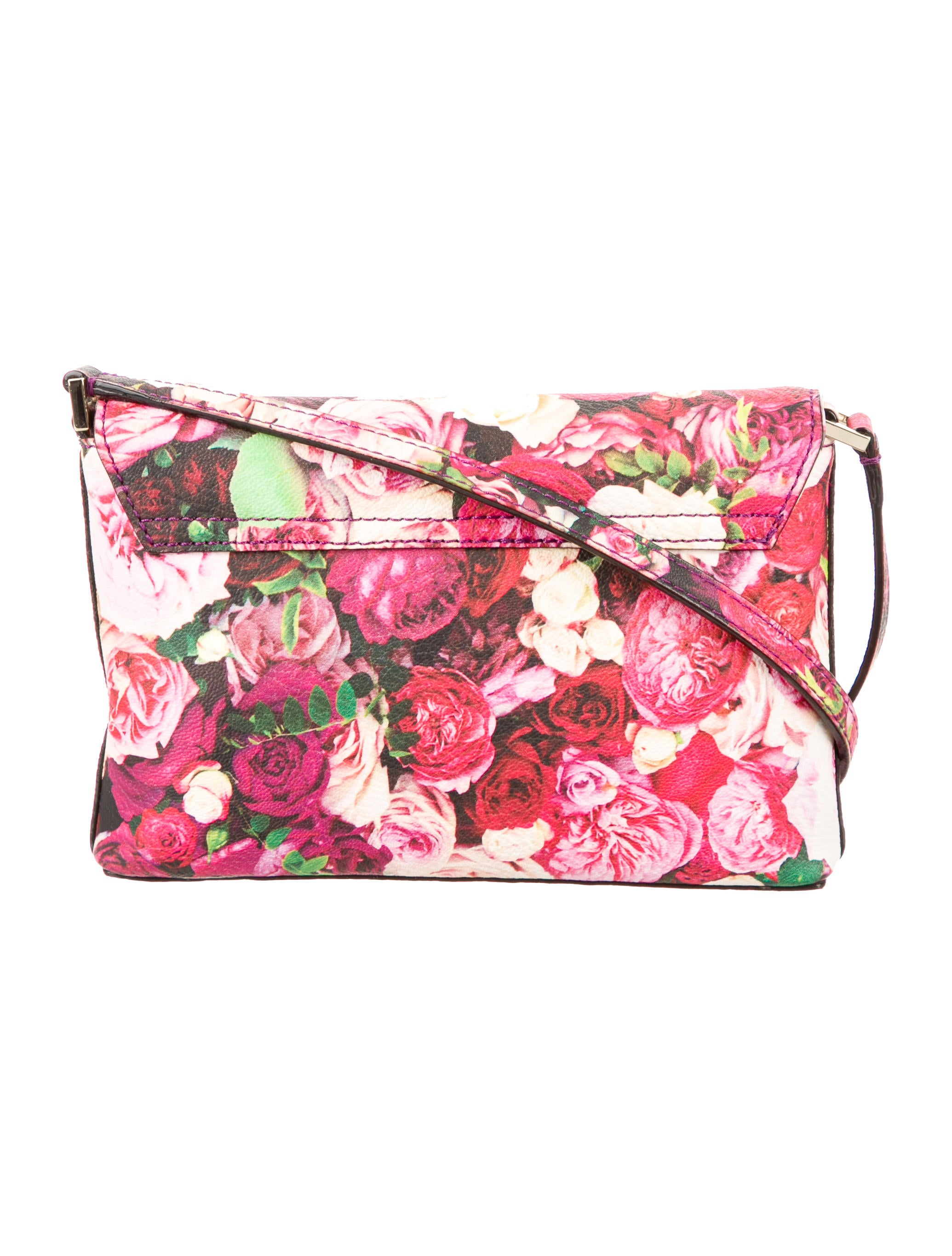 Kate Spade New York Grant Street Floral Sally Crossbody Bag - Handbags - WKA59046 | The RealReal