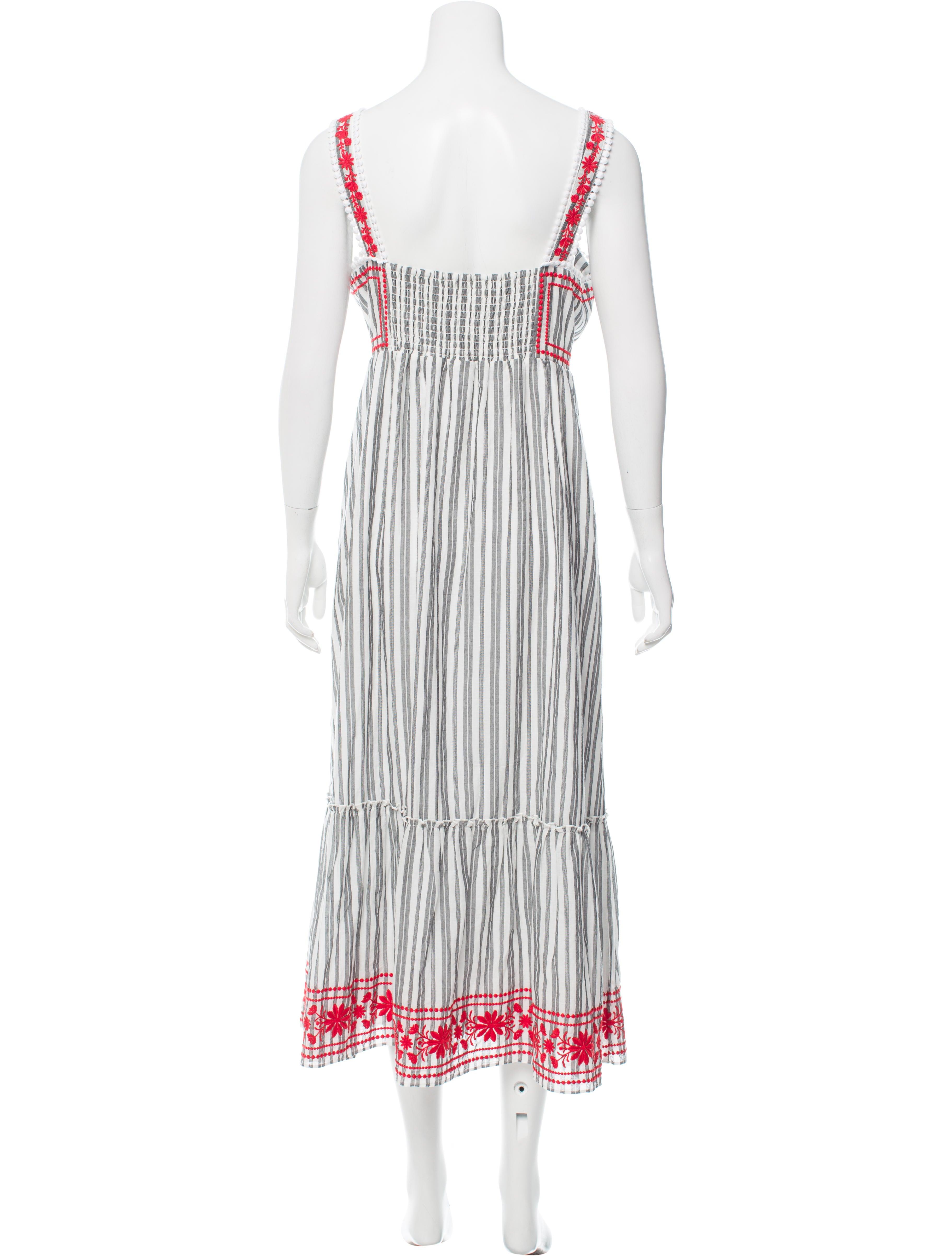 Kate Spade New York Sleeveless Printed Dress Clothing