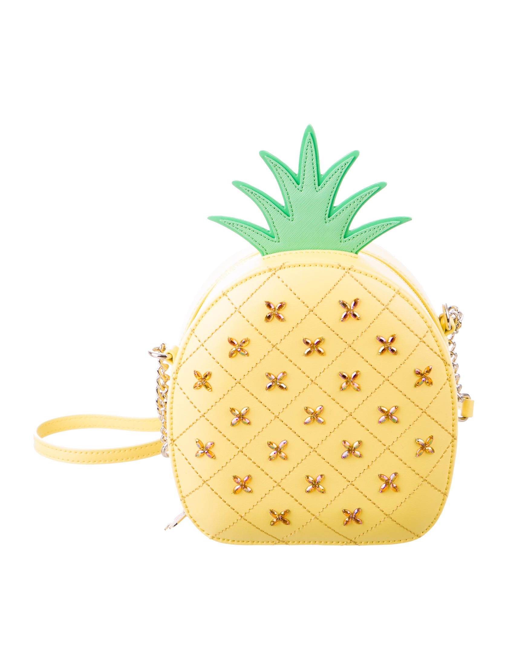0e38bbc87ac6 Kate Spade New York How Refreshing Pineapple Crossbody Bag ...