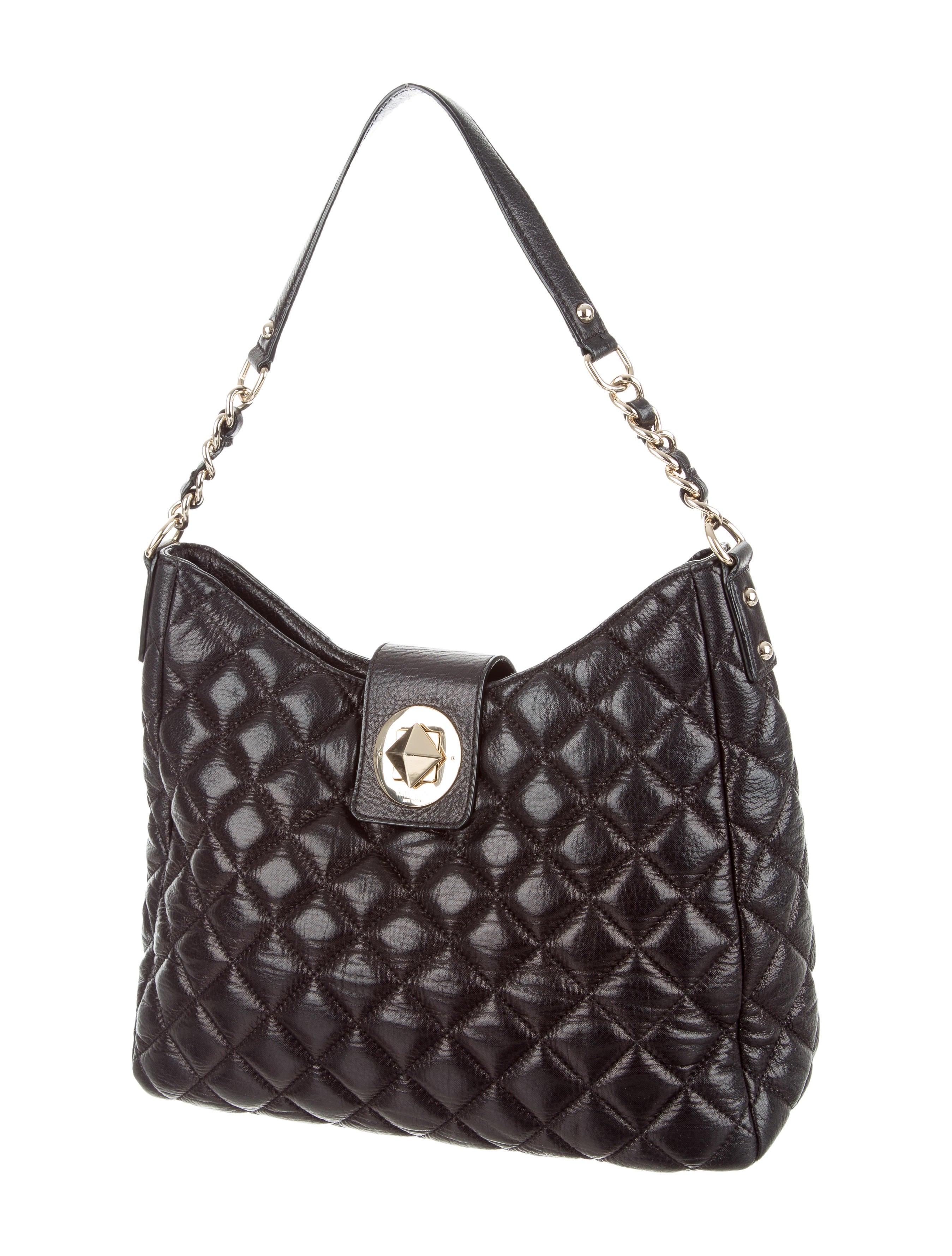 Kate Spade New York Gold Coast Janica Bag Handbags  : WKA611803enlarged from www.therealreal.com size 2697 x 3558 jpeg 773kB