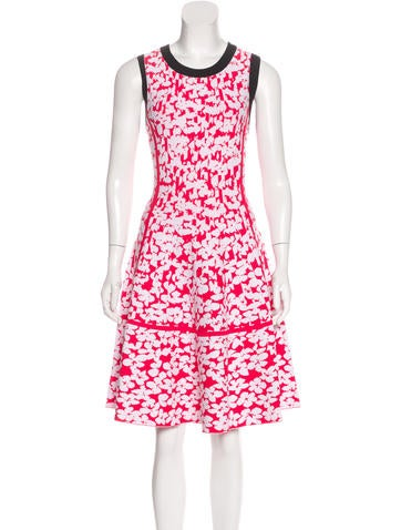 Kate Spade New York Knit Sleeveless Dress None