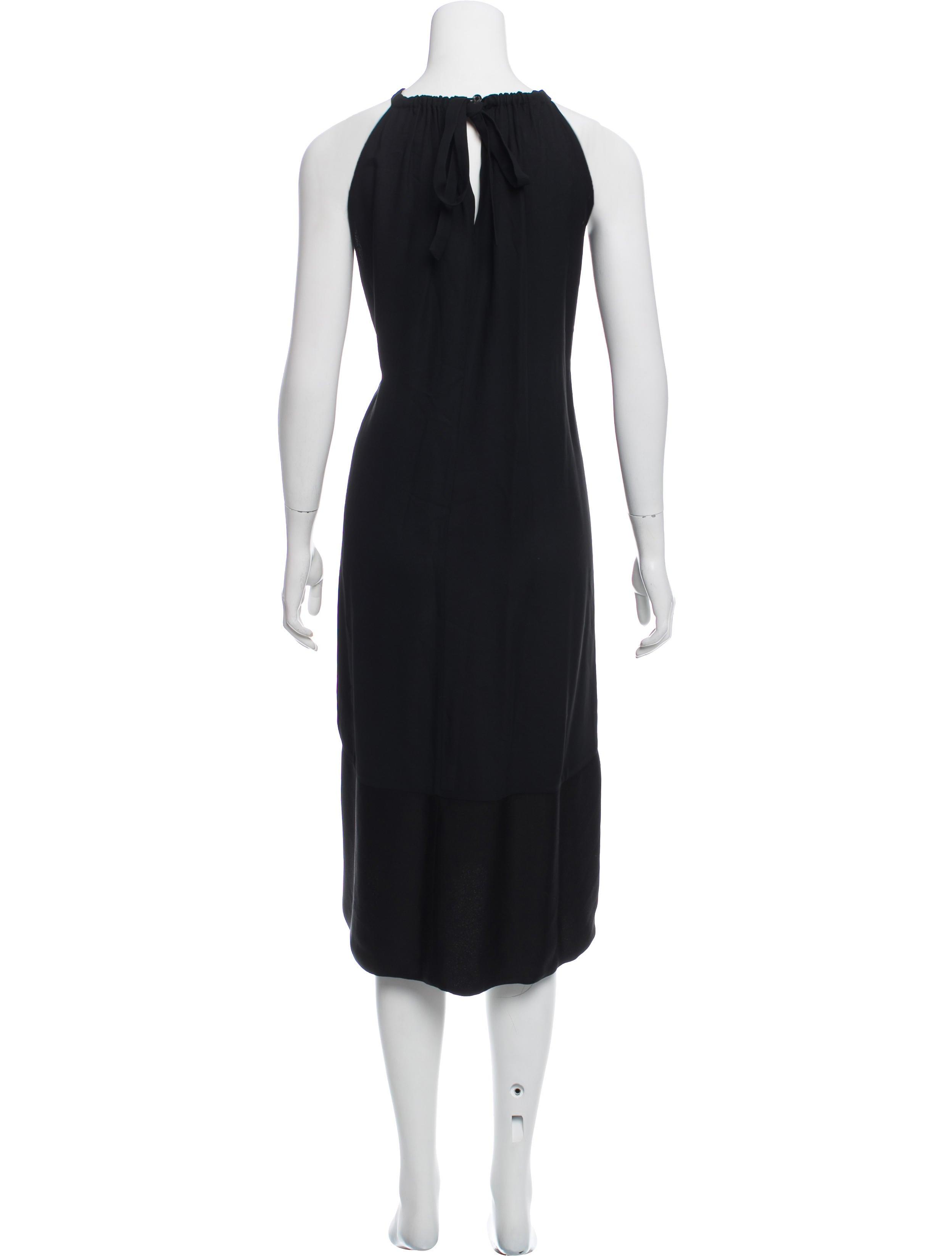 Kate Spade New York Sleeveless Midi Dress Clothing