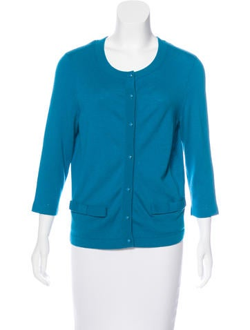 Kate Spade New York Wool Knit Cardigan None