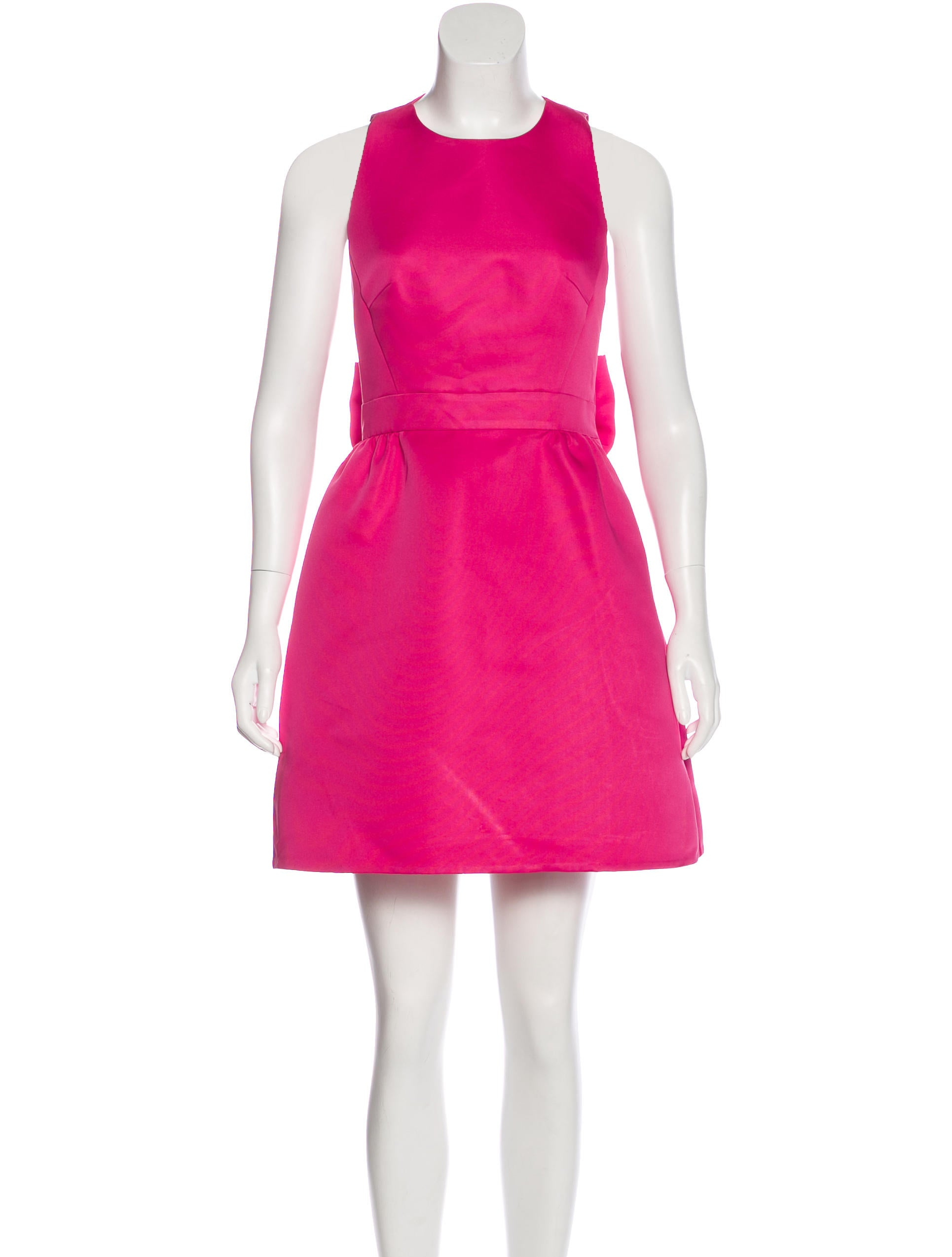 917c8dfefbb ... Kate Spade New York Bow Accented A-Line Dress. Bow Accented A-Line Dress