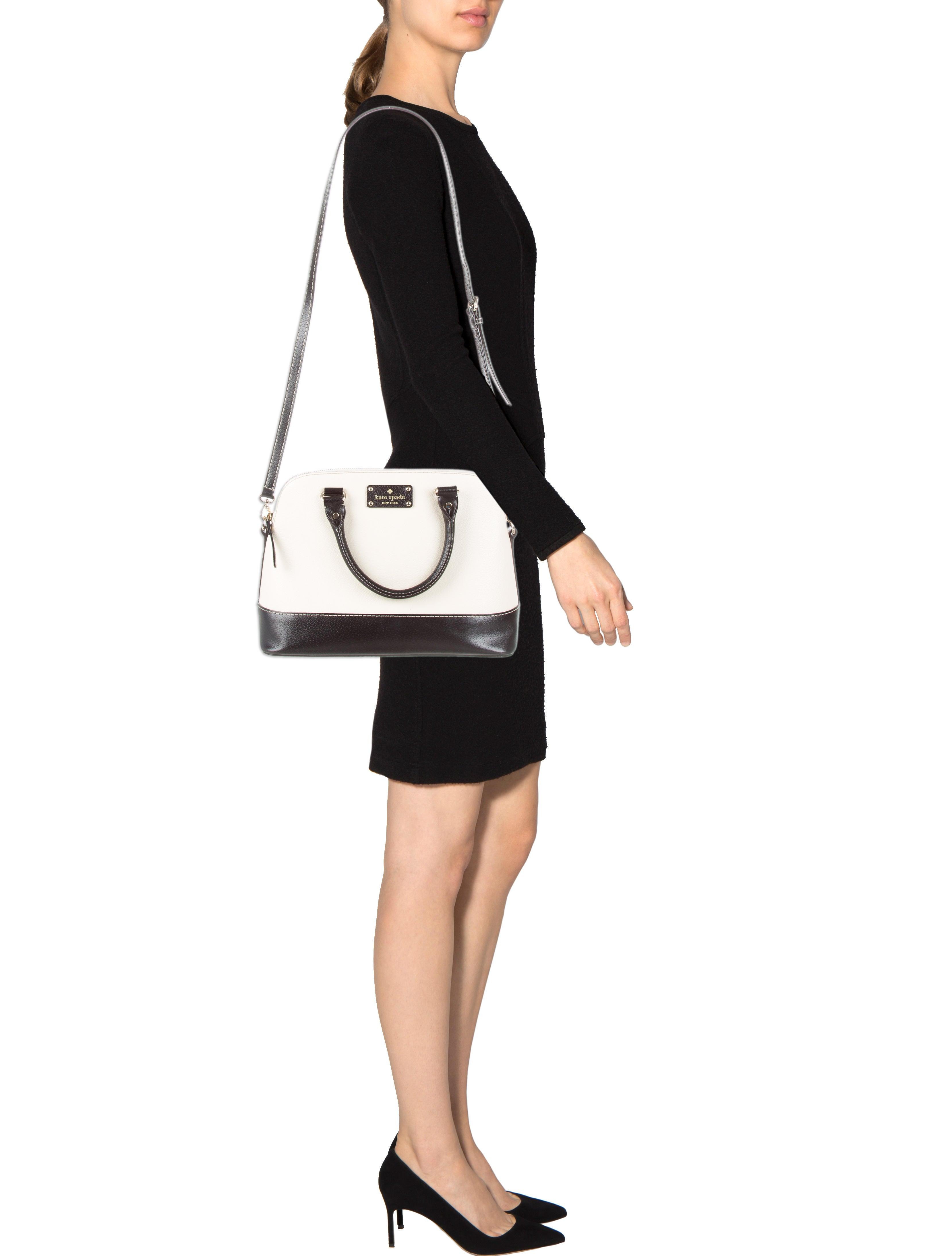 Kate Spade New York Small Rachelle Berkeley Lane Bag Handbags Katespade