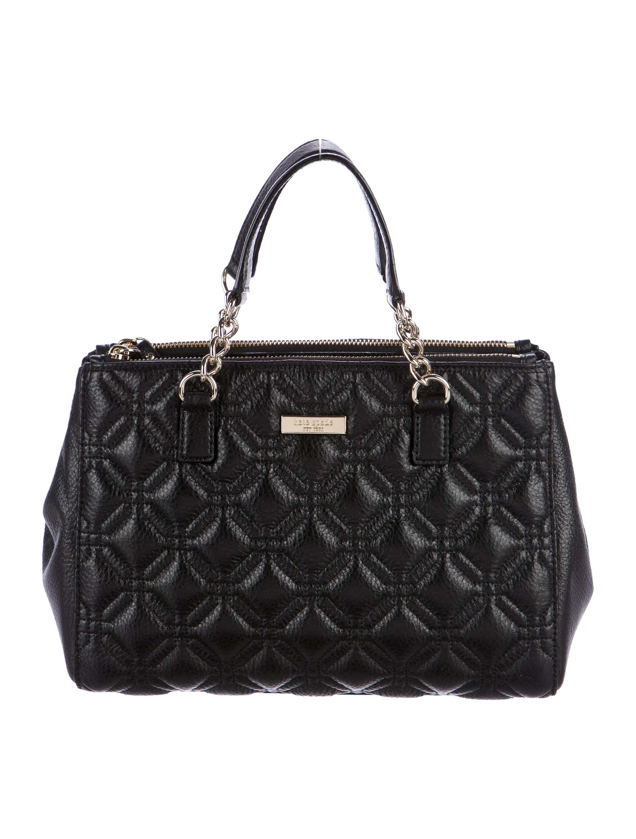 Kate Spade New York Quilted Leather Tote Handbags