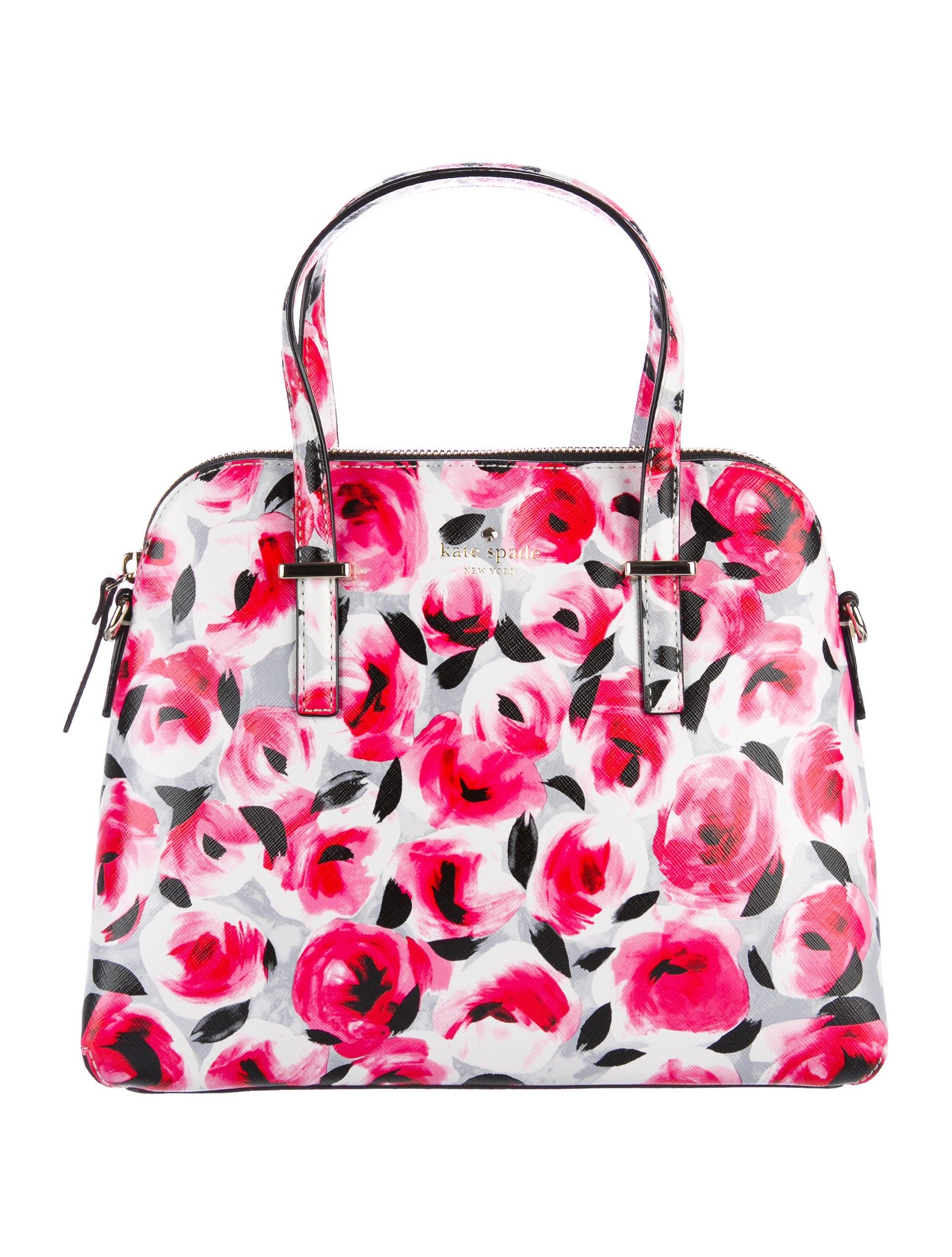 Kate Spade New York Cedar Street Rose Maise Satchel Handbags Katespade