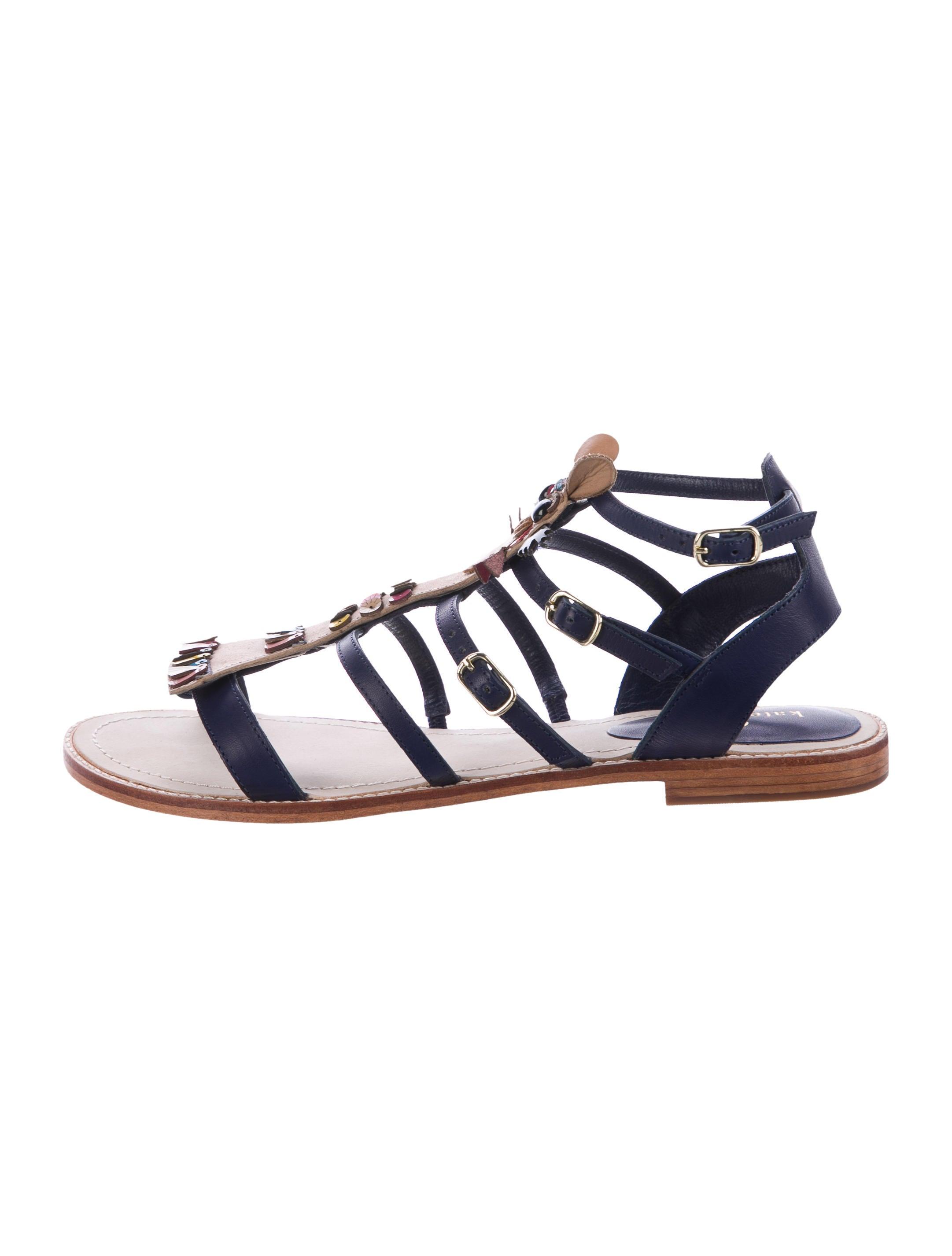 06db0f9c9ca45 Kate Spade New York 2017 Sahara Sandals - Shoes - WKA68159