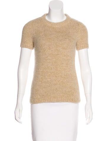 Kate Spade New York Alpaca-Blend Sweater None
