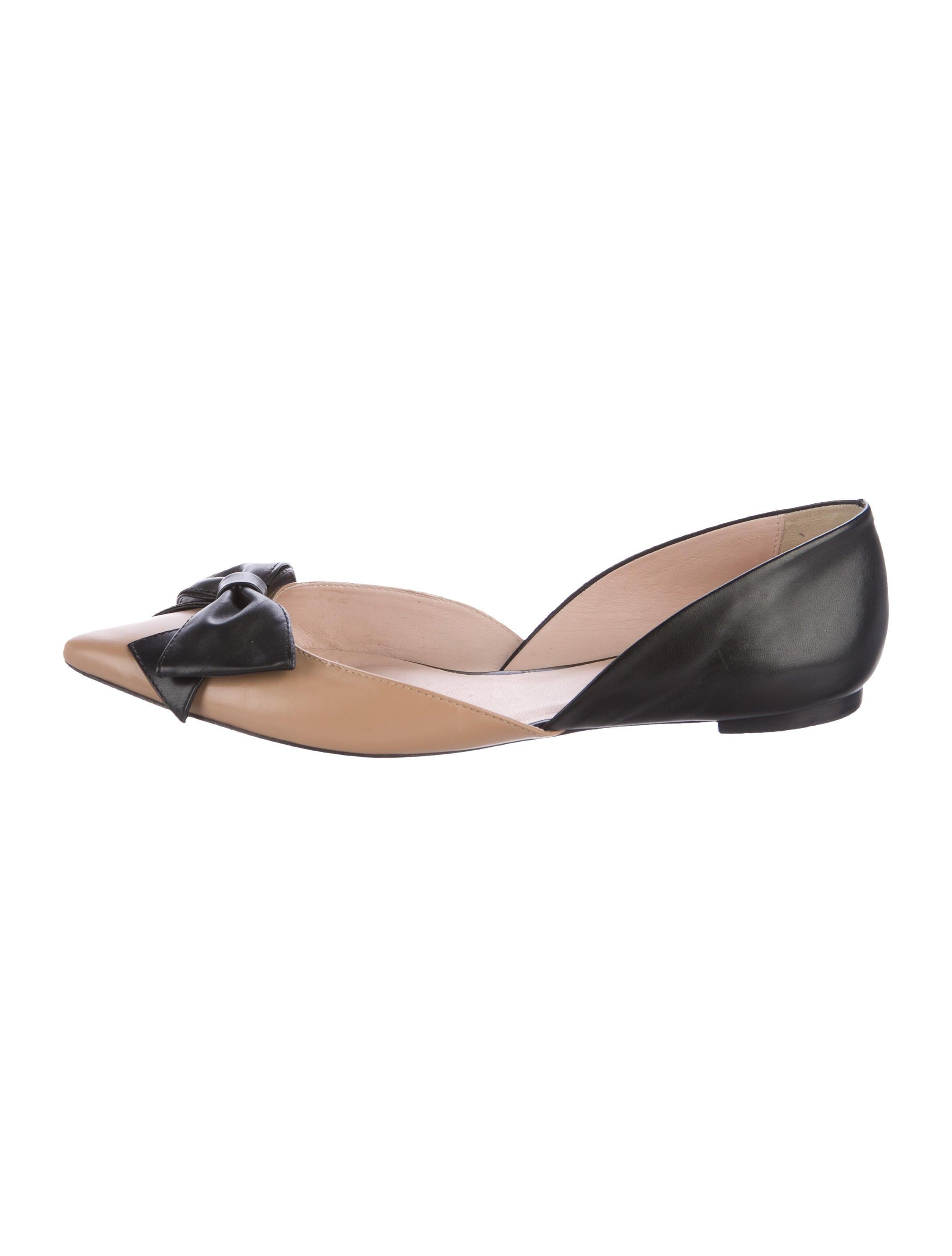 Kate spade new york selma d 39 orsay flats shoes wka68292 for Kate spade new york flats