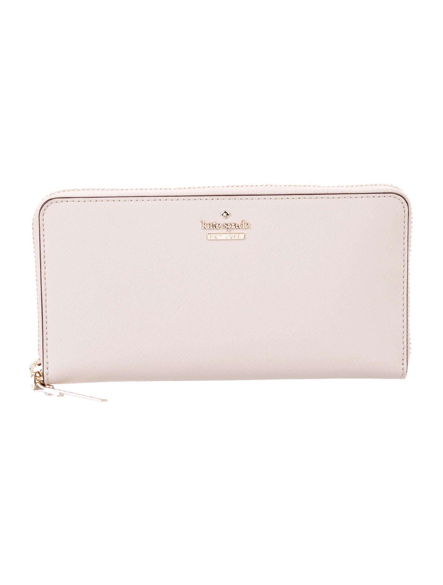 Kate Spade New York Leather Logo Wallet Accessories  : WKA683871enlarged from www.therealreal.com size 1451 x 1915 jpeg 116kB