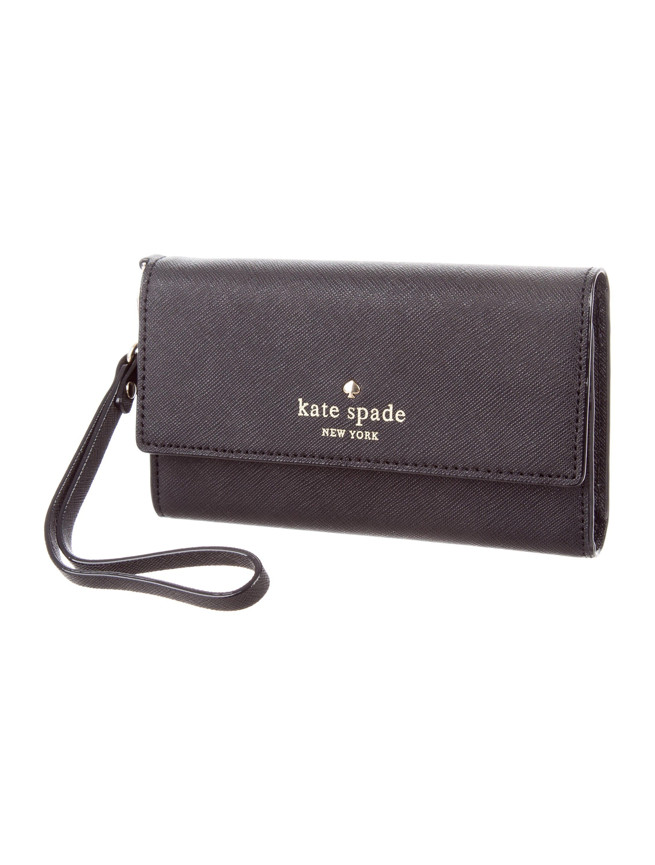kate spade iphone wristlet kate spade new york cedar iphone wristlet w tags 2476