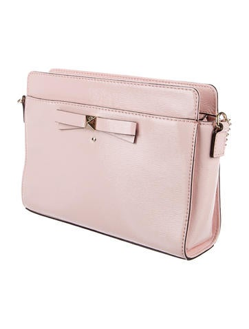 bde878372dbf Kate Spade New York Beacon Court Angelina Crossbody Bag - Handbags -  WKA70299 | The RealReal