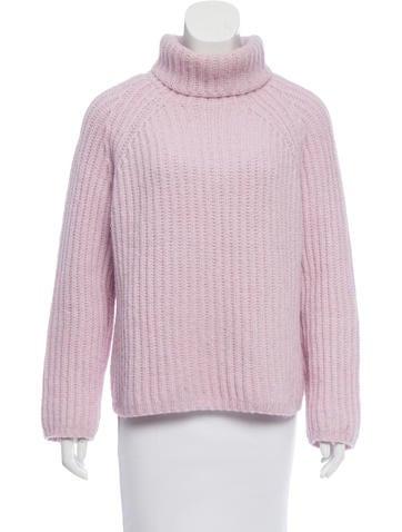 Kate Spade New York Knit Turtleneck Sweater None