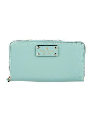Kate Spade New York Wellesley Neda Leather Wallet None