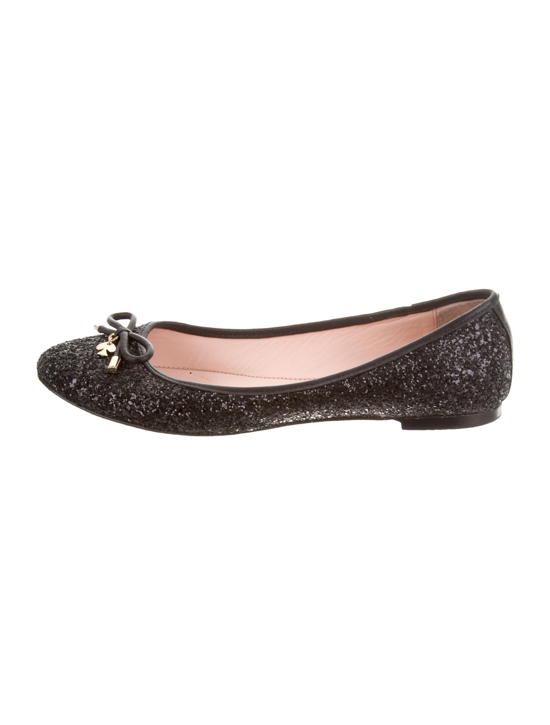 Kate Spade New York Glitter Round-Toe Loafers sale cheap price free shipping marketable uHlNQM01O