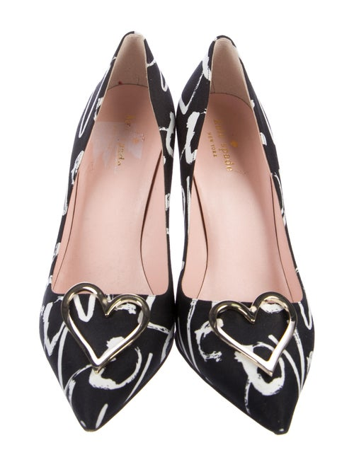 84f809b5887e Kate Spade New York Lava Heart Pointed-Toe Pumps - Shoes - WKA71747 ...