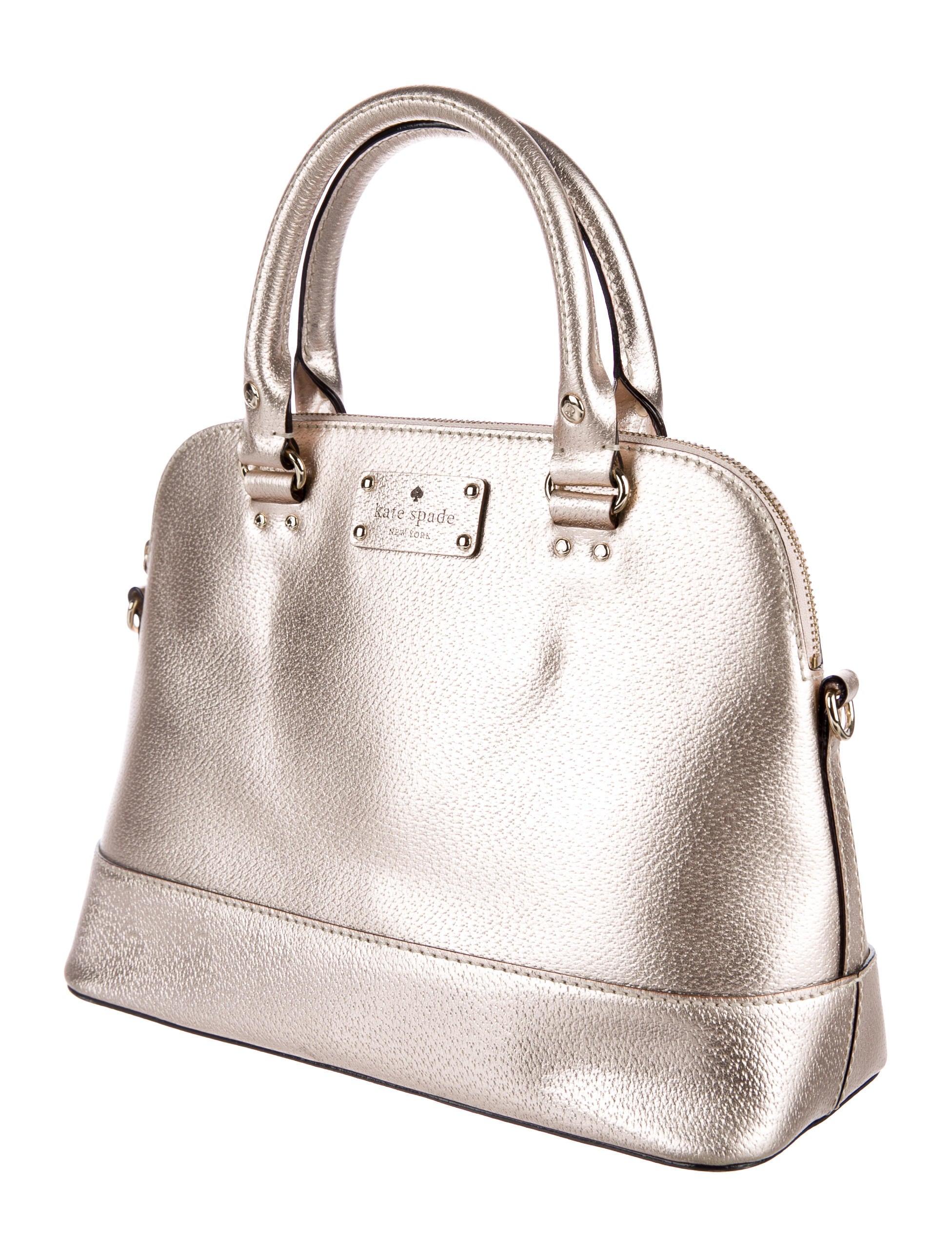 Kate Spade New York Wellesley Small Rachelle Satchel Handbags Katespade