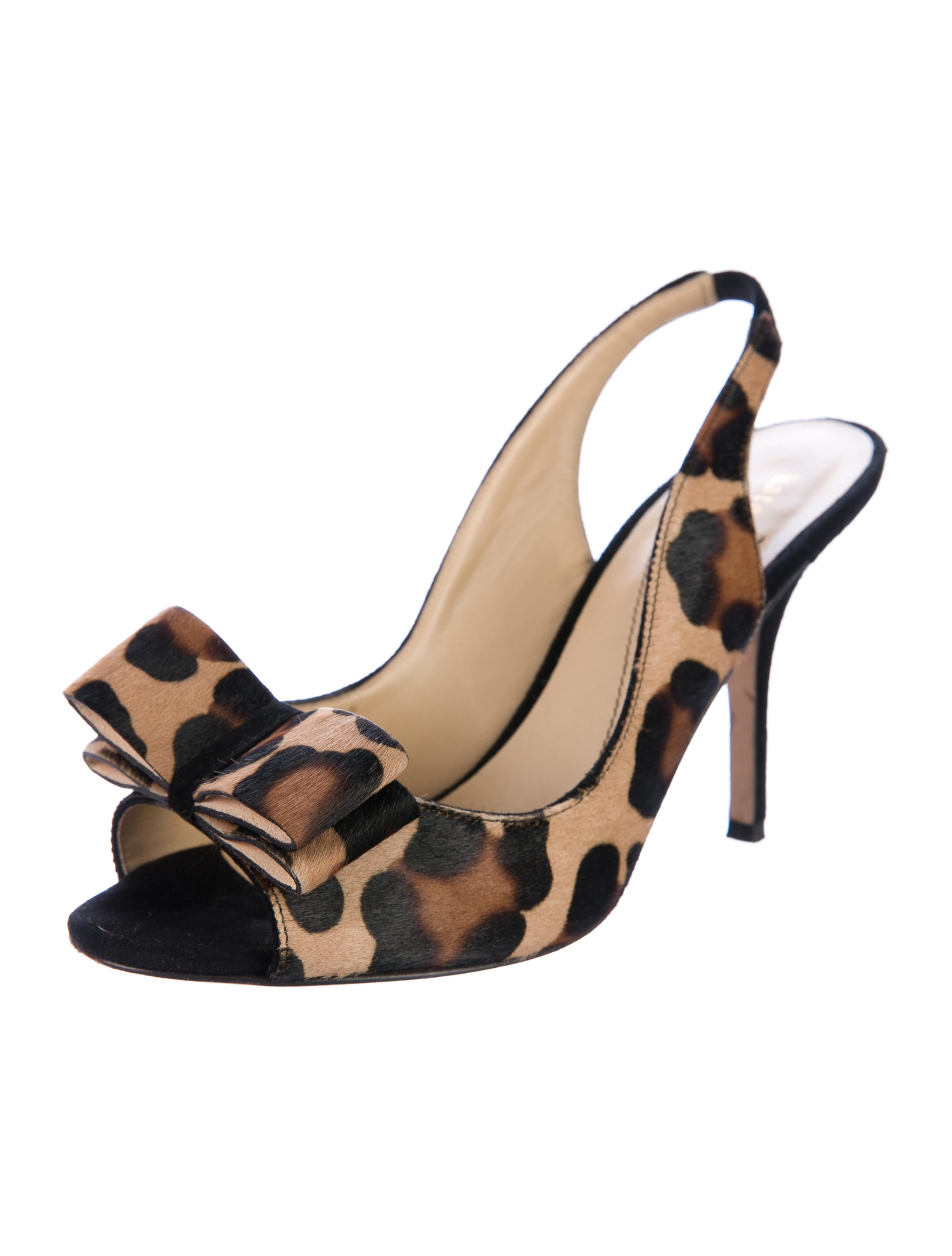 Kate Spade New York Chariot Ponyhair Slingback Pumps sale explore clearance real sale real shop for cheap online 2014 new cheap online 04YRDa