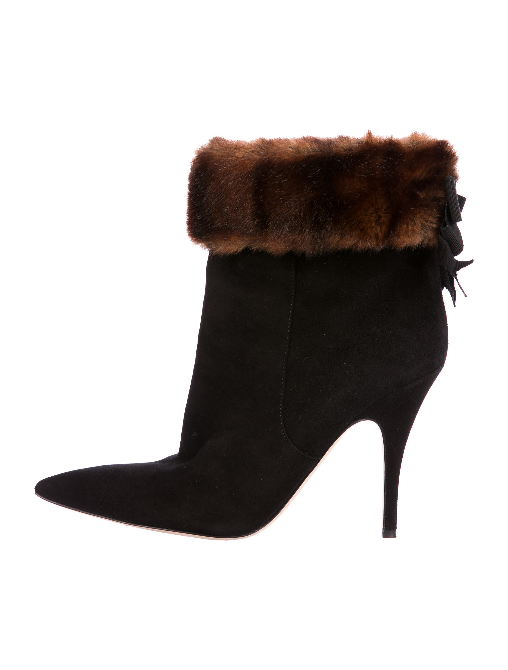 Kate Spade New York Suede Leigh Booties newest online cheap sale low cost clearance discounts discount genuine RzKcAKpsG