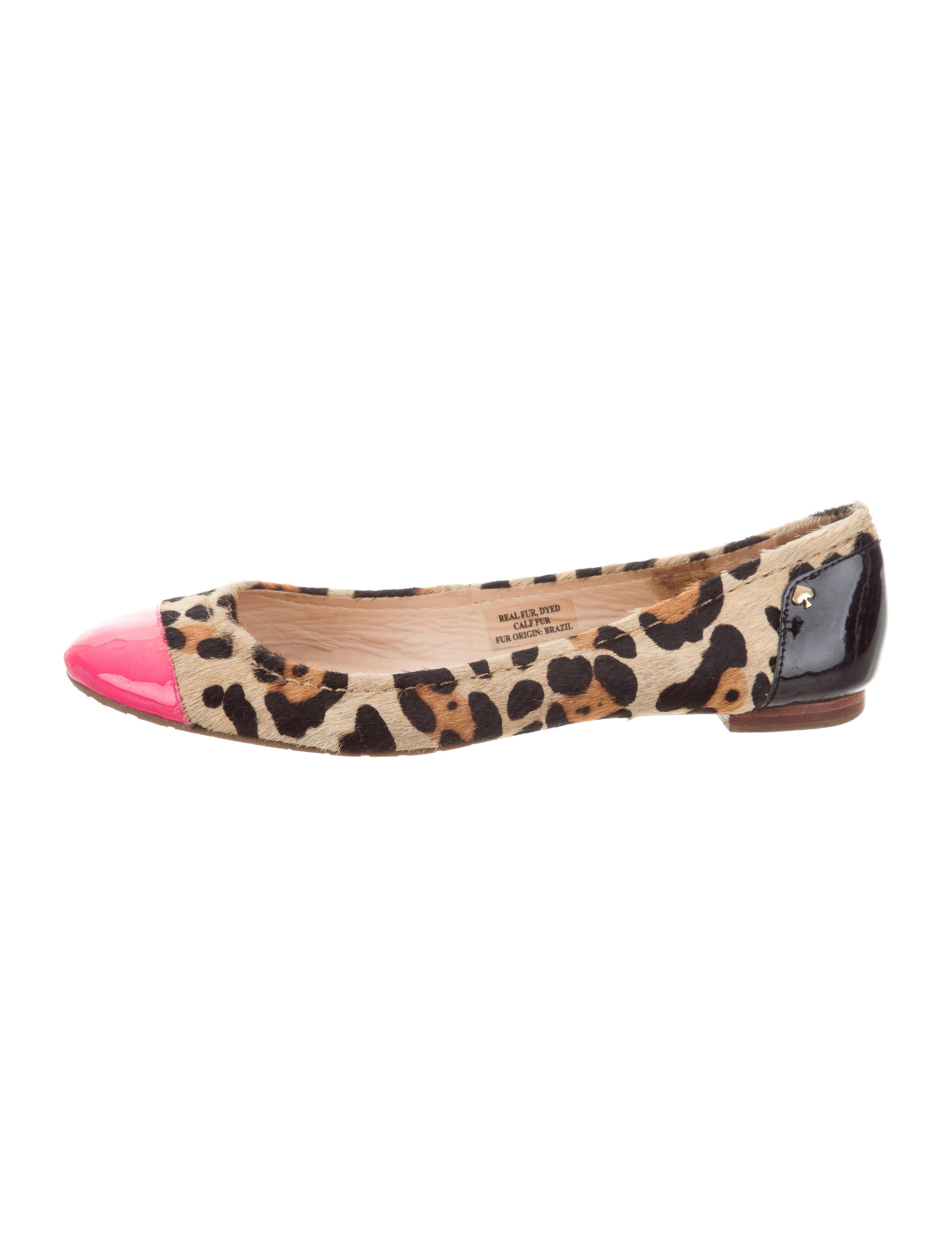 Kate Spade New York Ponyhair Round-Toe Loafers outlet 2015 TLaXrRJt3J