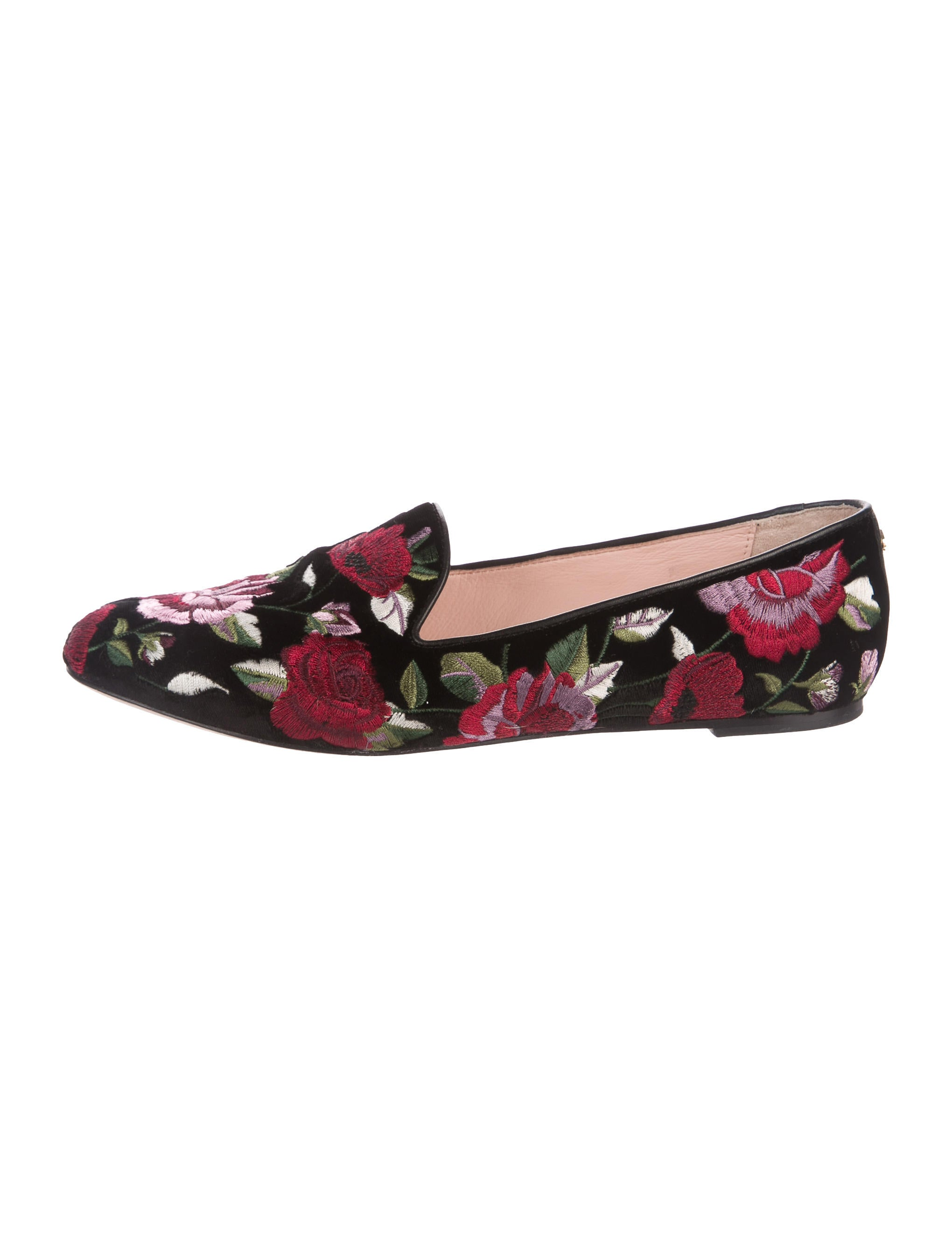 df3ccb00f946 Kate Spade New York Swinton Embroidered Loafers - Shoes - WKA72414 ...