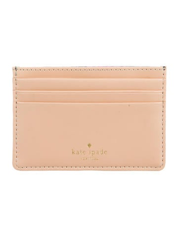 Kate Spade New York Bicolor Card Holder None