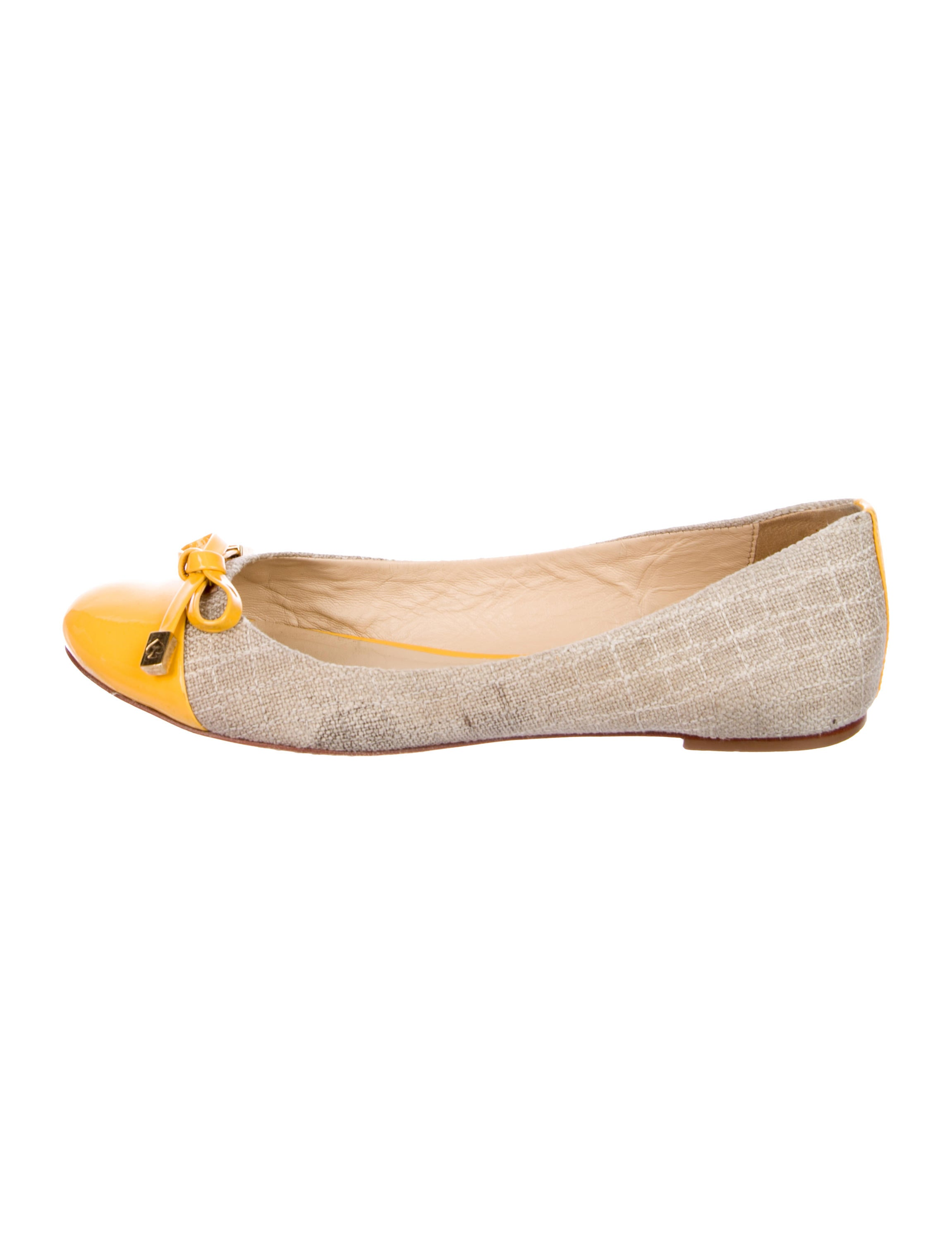 outlet choice original online Kate Spade New York Heather Ballet Flats MzLlbYvG