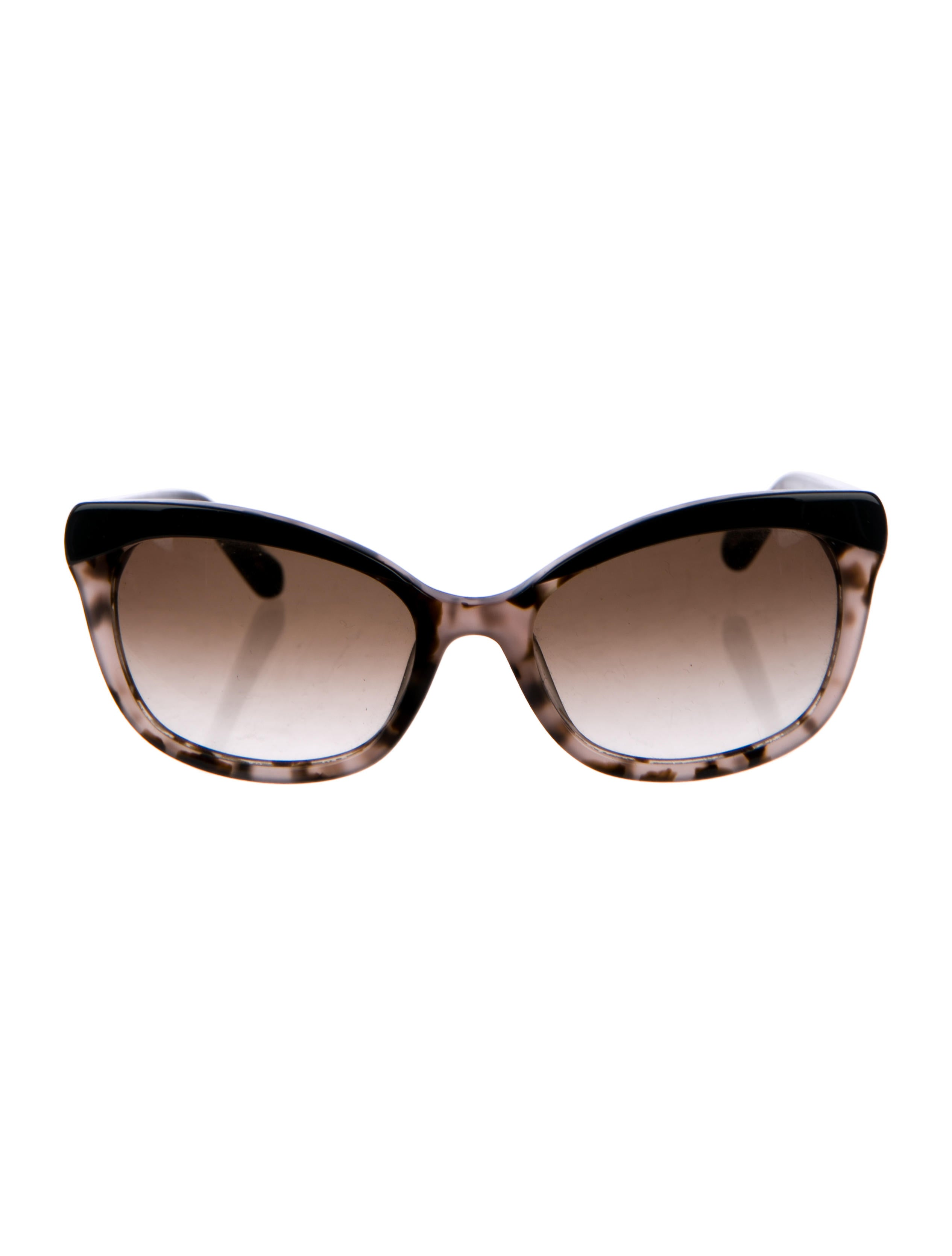 bcbafaf550cc Kate Spade New York Amara Cat-Eye Sunglasses - Accessories ...