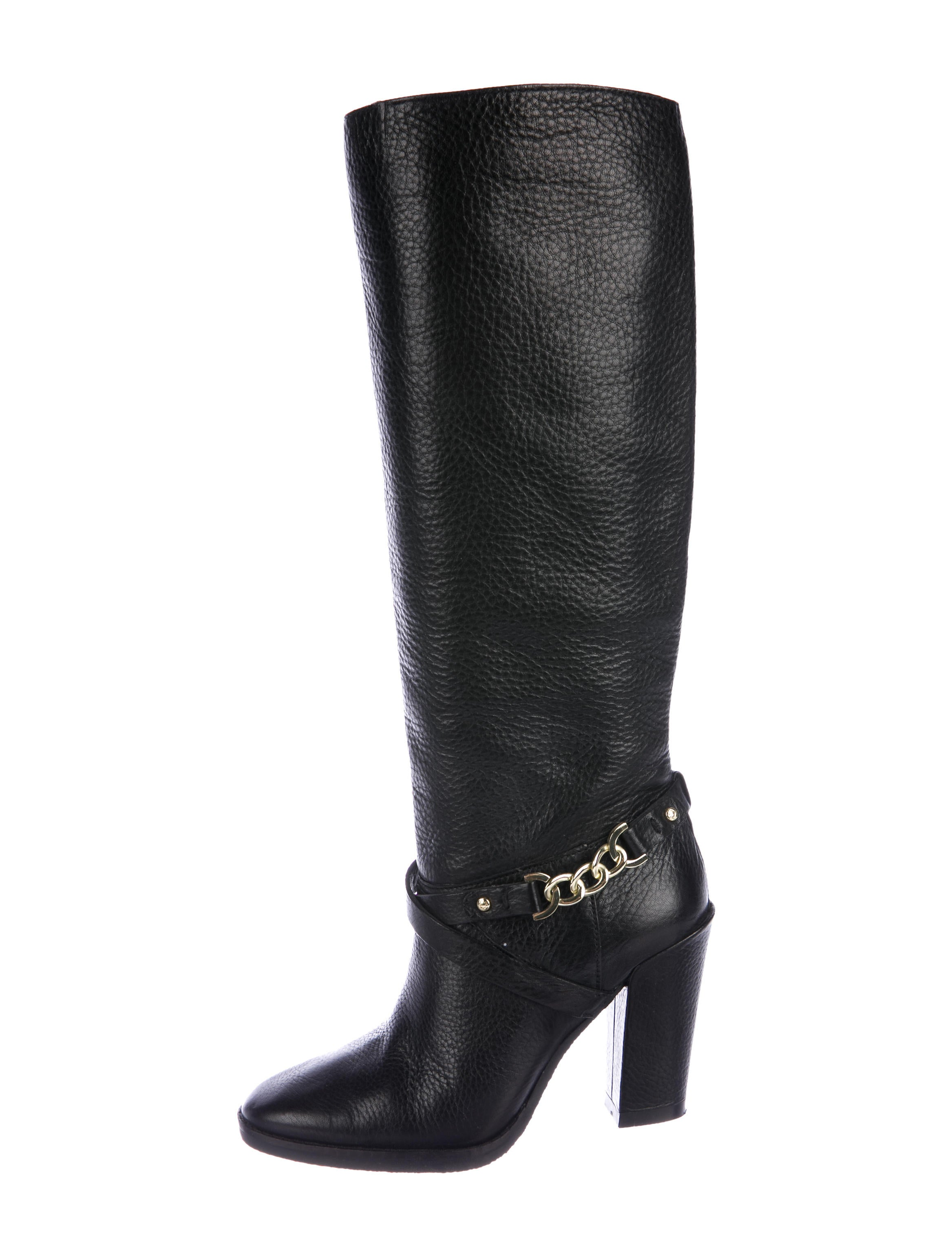 ... Kate Spade New York Montreal Leather Knee-High Boots. Montreal Leather  Knee-High Boots