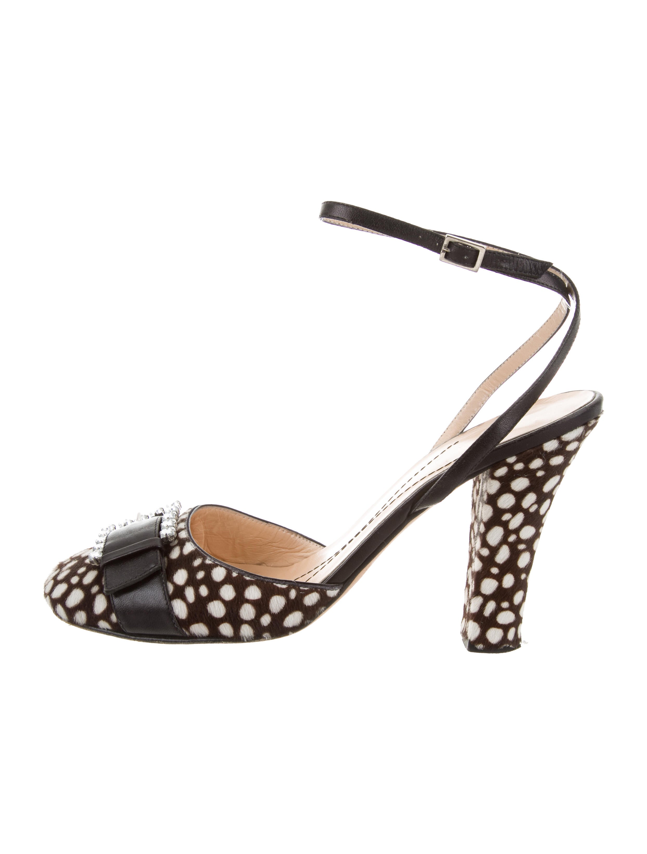 Kate Spade New York Ponyhair Square-Toe Pumps clearance high quality order for sale huge surprise for sale outlet low shipping fee with paypal cheap online 0IYtvuGC