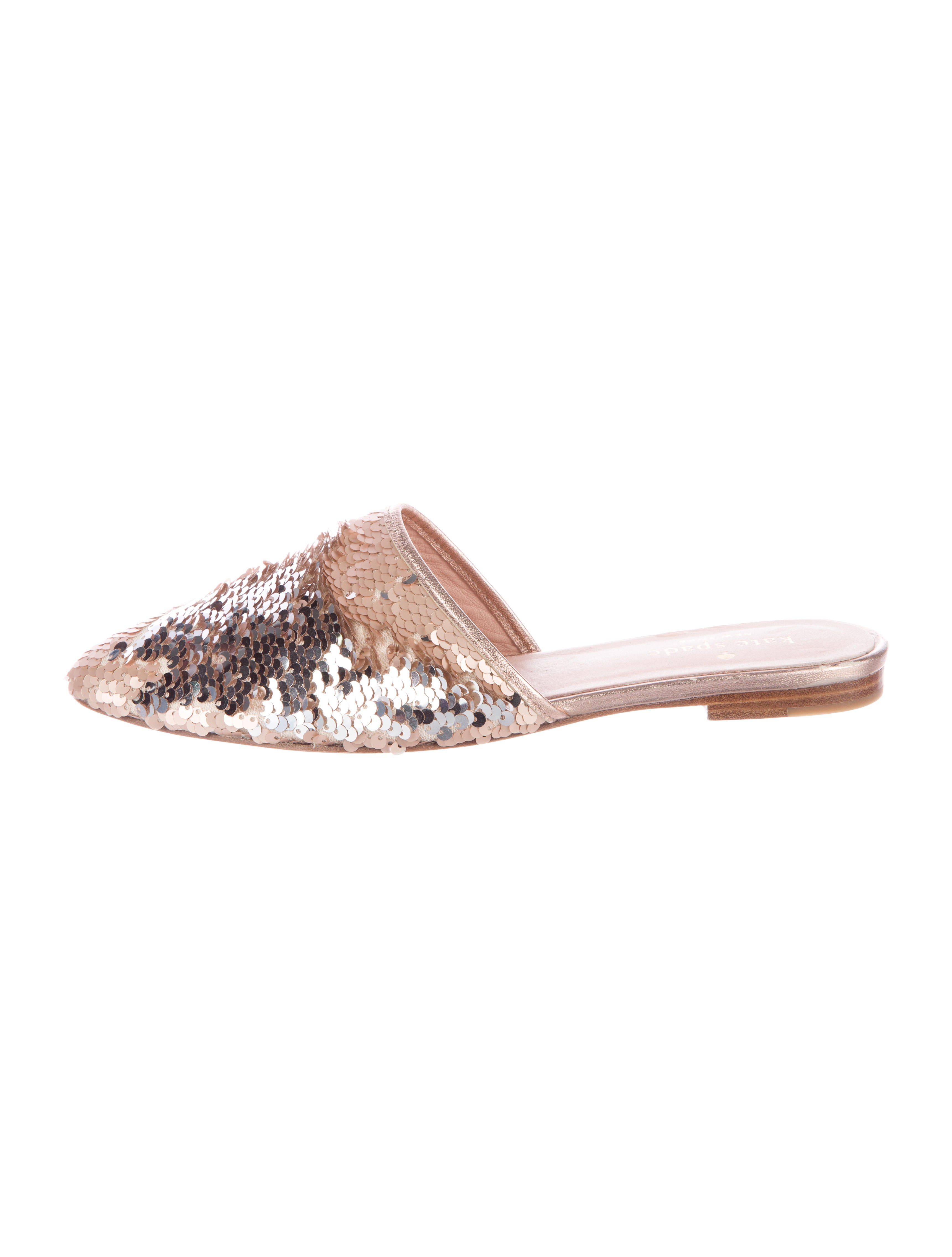 Kate Spade New York Sequinned Round-Toe Oxfords tumblr cheap online 100% authentic online low shipping cheap online BYbmtArWhO