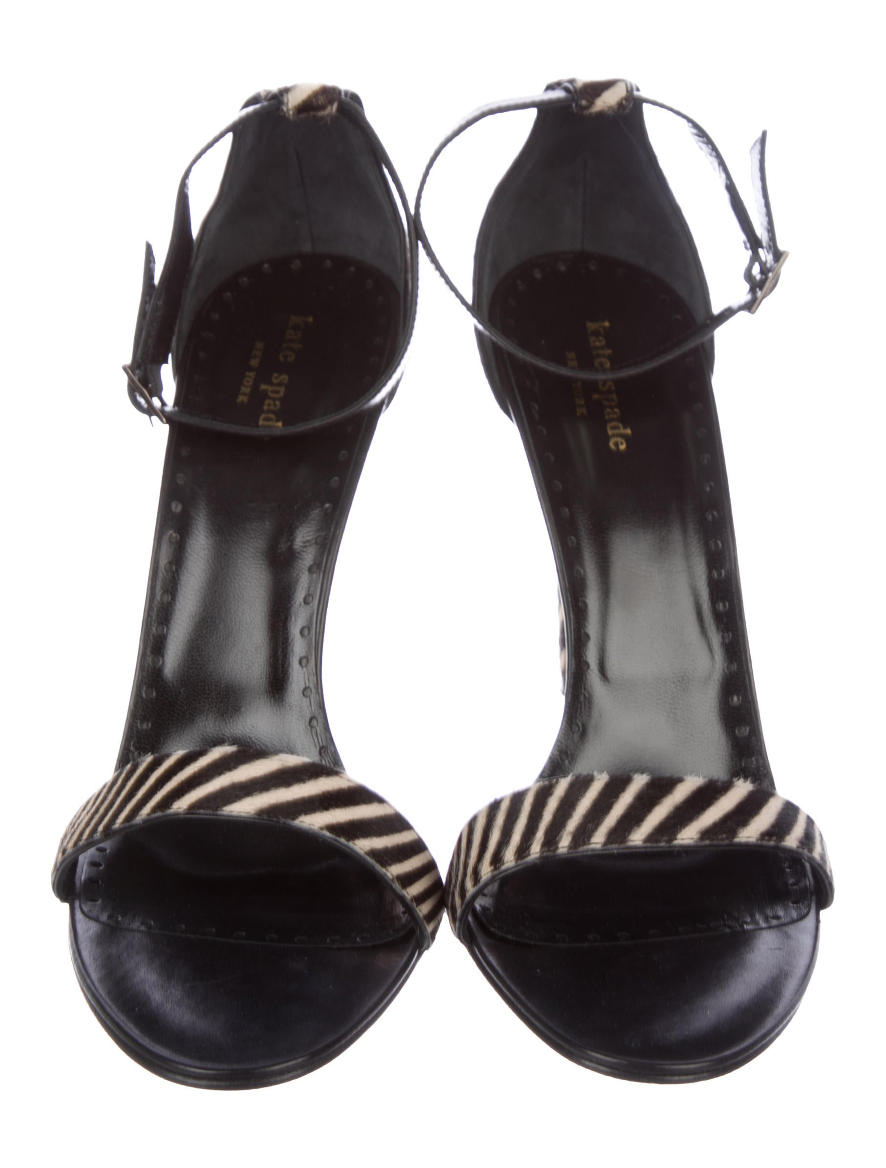 Kate Spade New York Hedy Ponyhair Sandals w/ Tags online shop from china l2nbc687