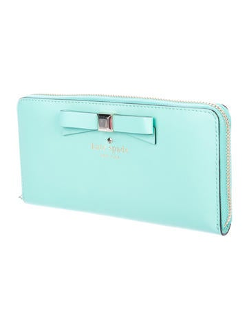 3ff2e4e37046 Kate Spade New York Holly Street Lacey Wallet w/ Tags - Accessories -  WKA80349 | The RealReal