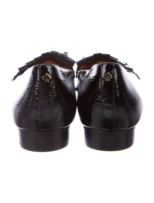 eb34f7376b9 Kate Spade New York Patent Leather Kiltie Loafers - Shoes - WKA80438 ...