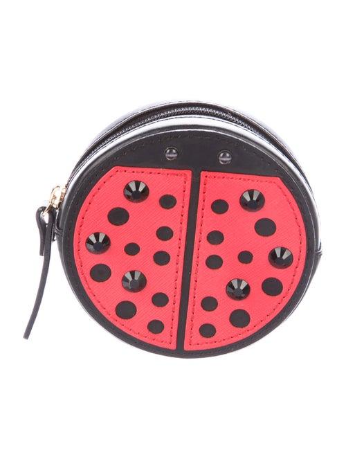 80d91fef5508 Kate Spade New York Turn Over A New Leaf Ladybug Coin Purse ...