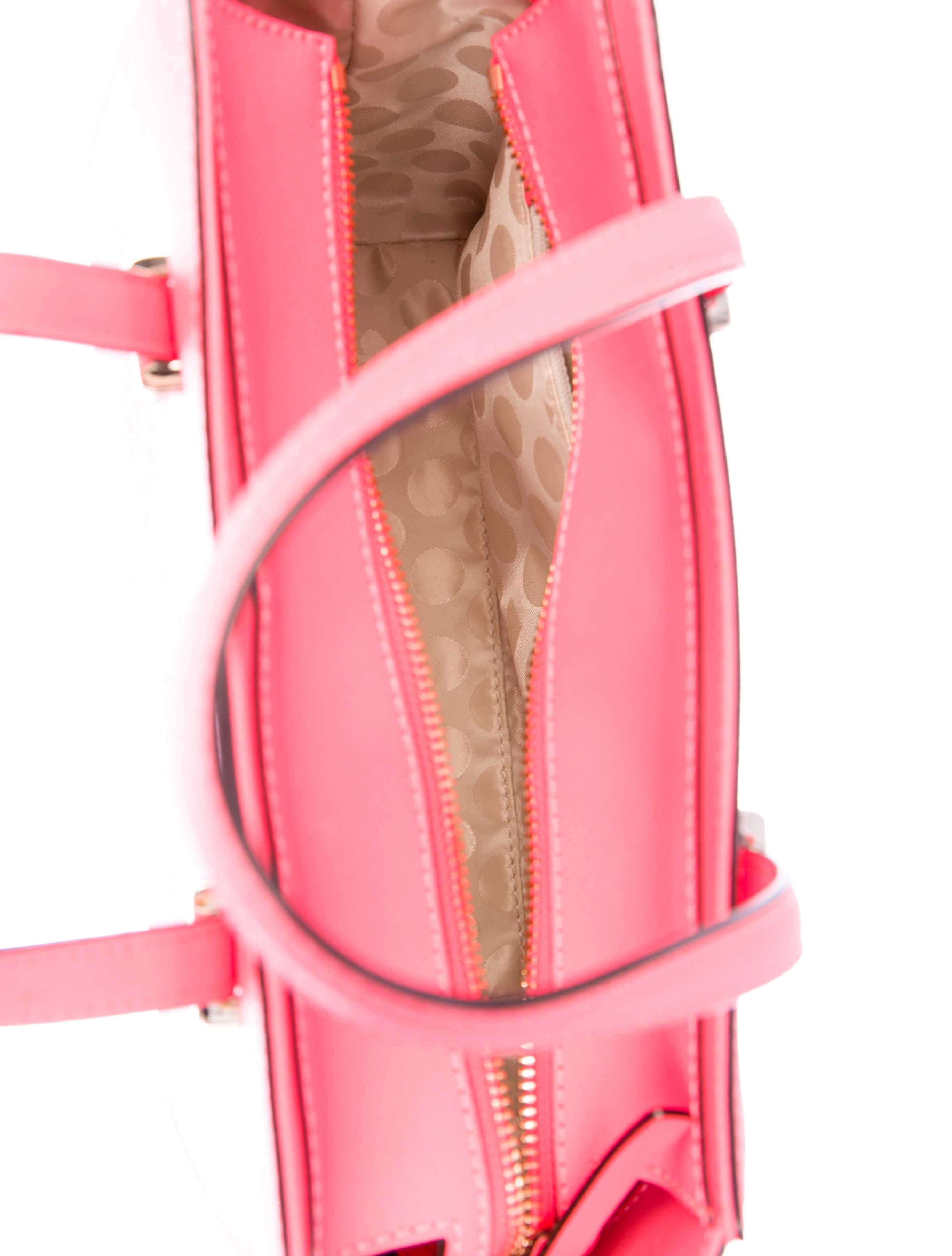 Kate Spade New York Cedar Street Small Hayden Bag Handbags Pink