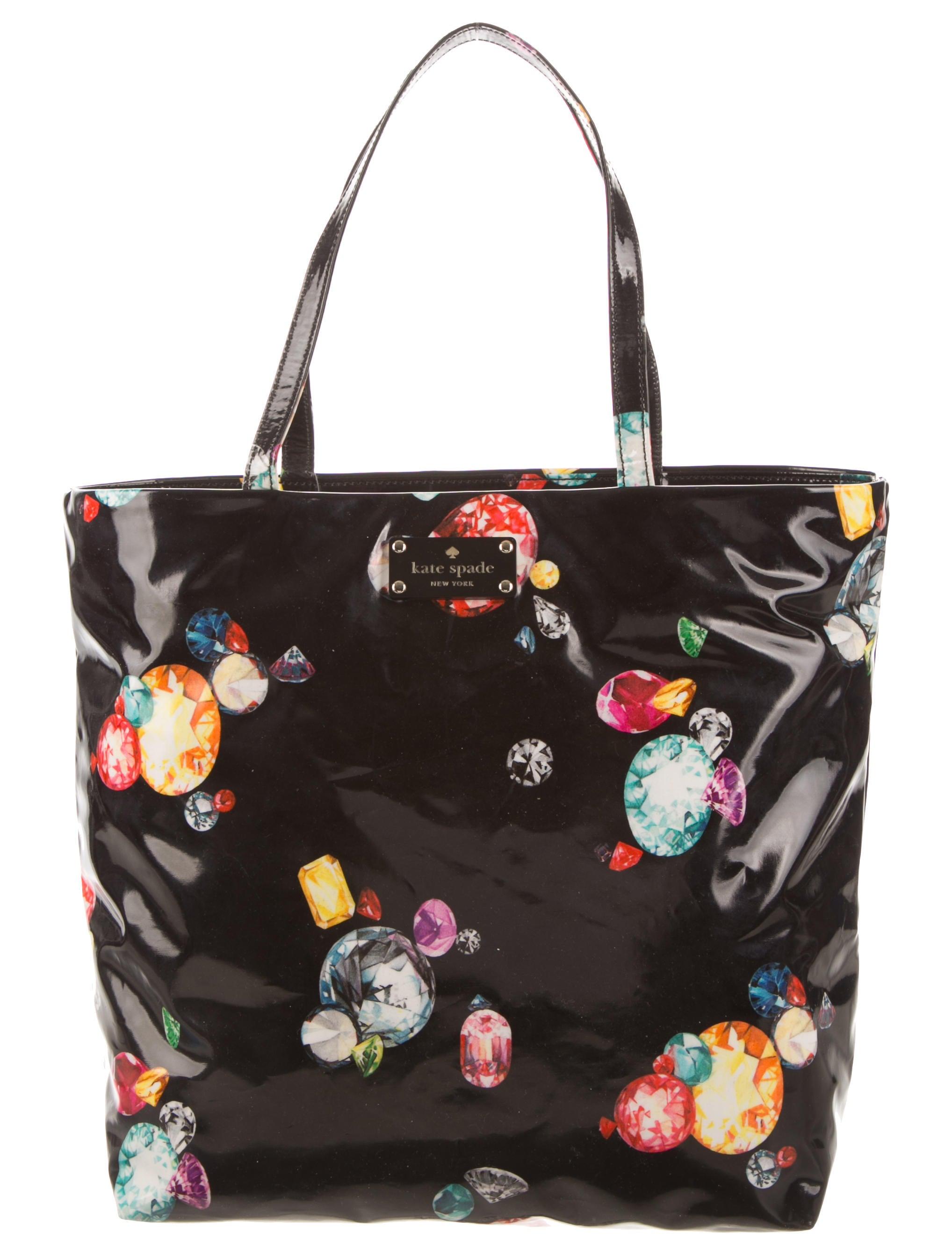 3bfdee009f23 Kate Spade New York Daycation Bon Shopper Tote Bag Kings Jewels w ...