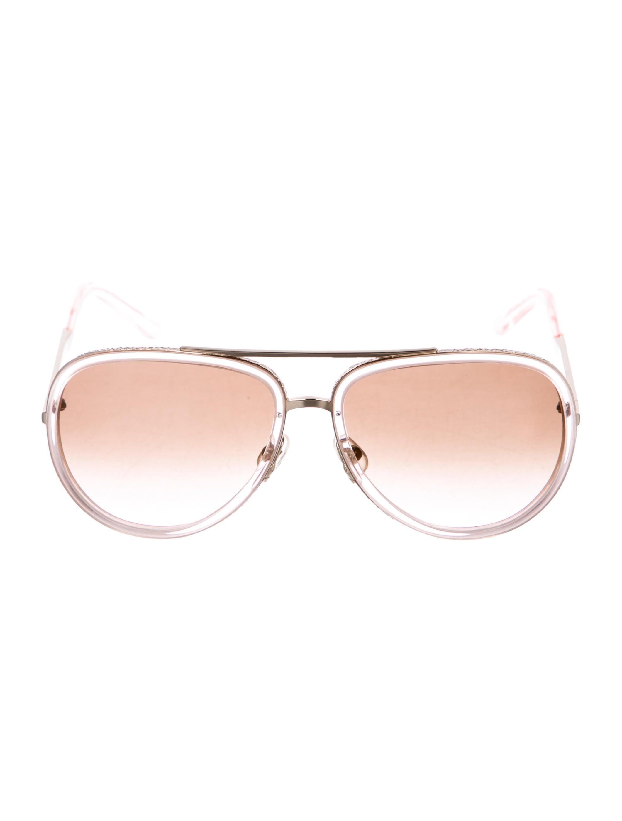 1507a52036 Kate Spade New York Makenzie Aviator Sunglasses - Accessories ...